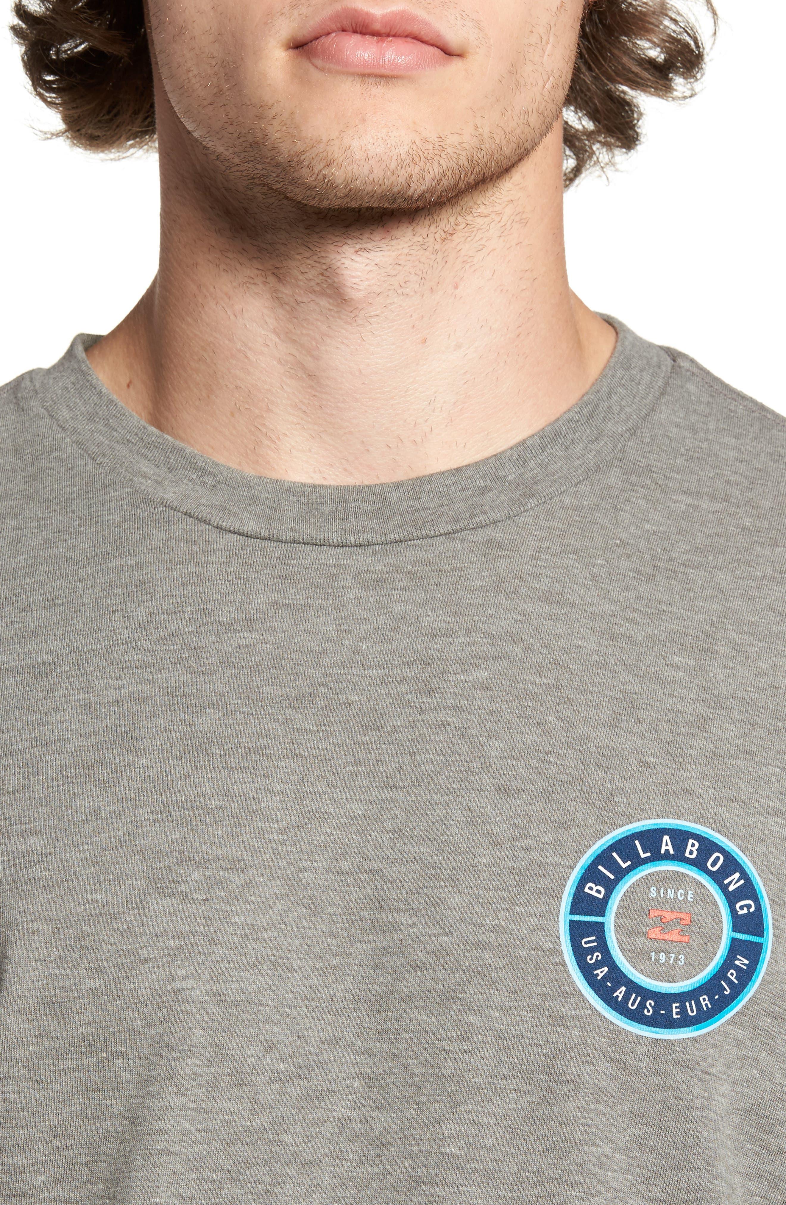 Rotor Graphic T-Shirt,                             Alternate thumbnail 4, color,                             025