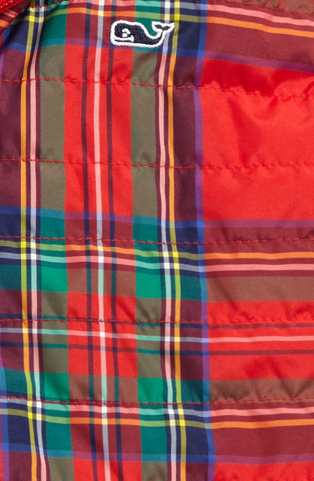 Reversible Puffer Vest,                             Alternate thumbnail 3, color,