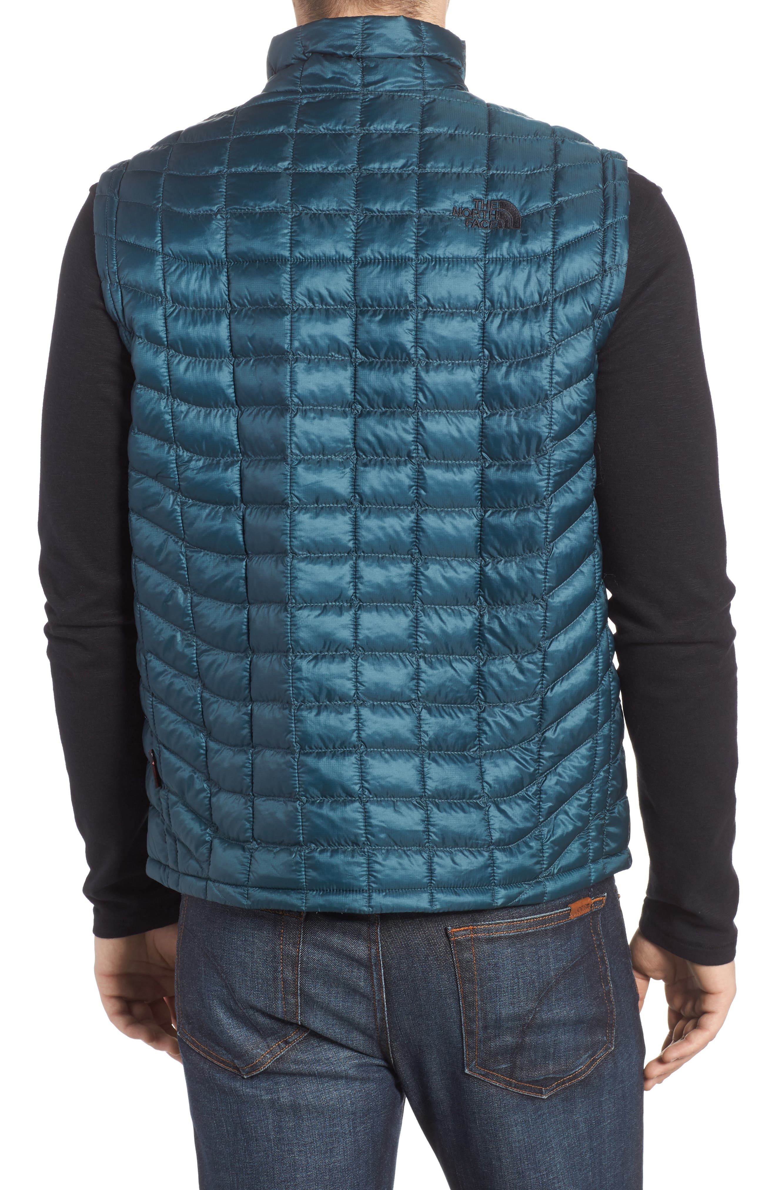 'ThermoBall<sup>™</sup>' Packable PrimaLoft<sup>®</sup> Vest,                             Alternate thumbnail 27, color,
