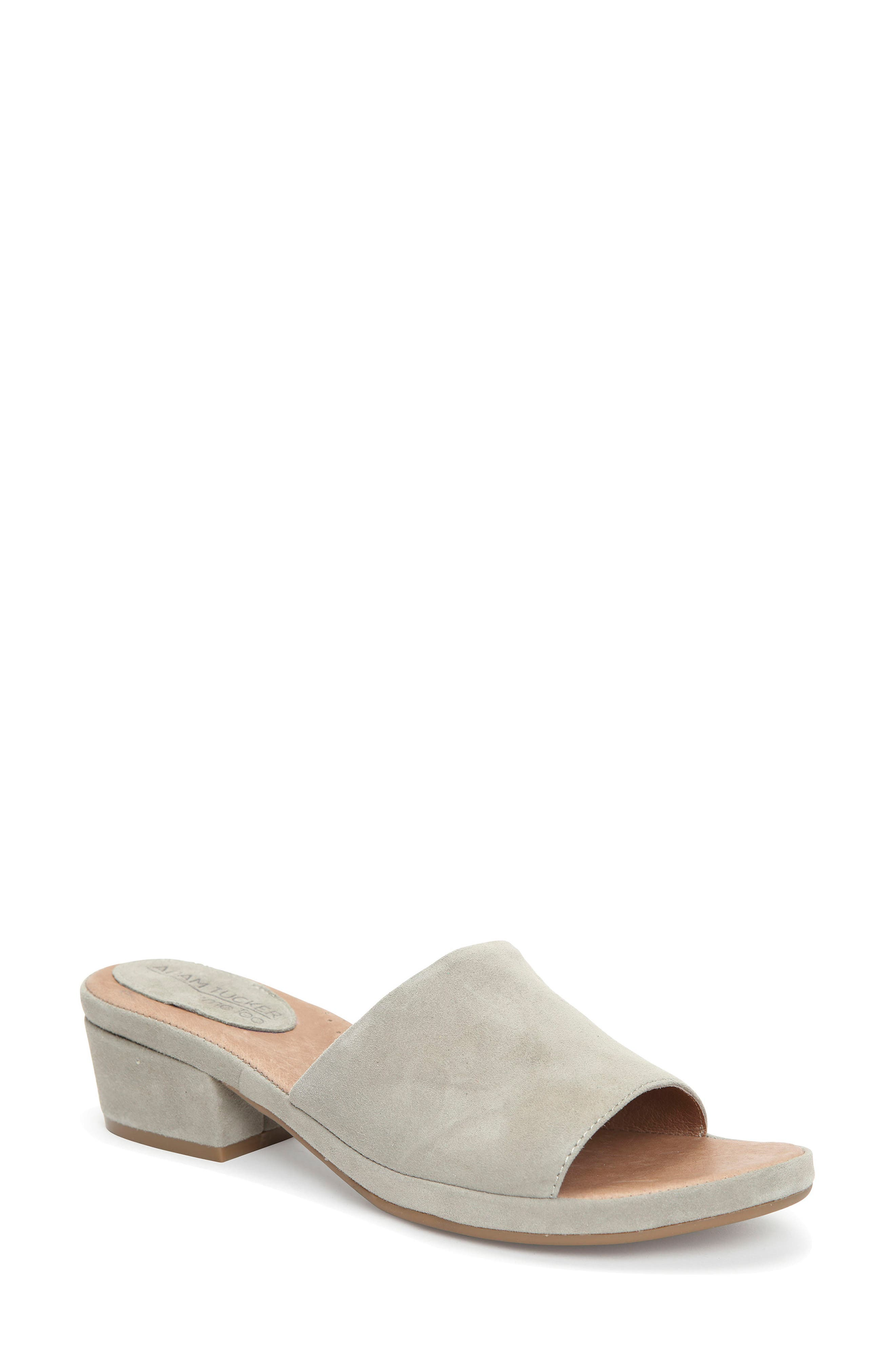 Adam Tucker Yolo Sandal- Grey