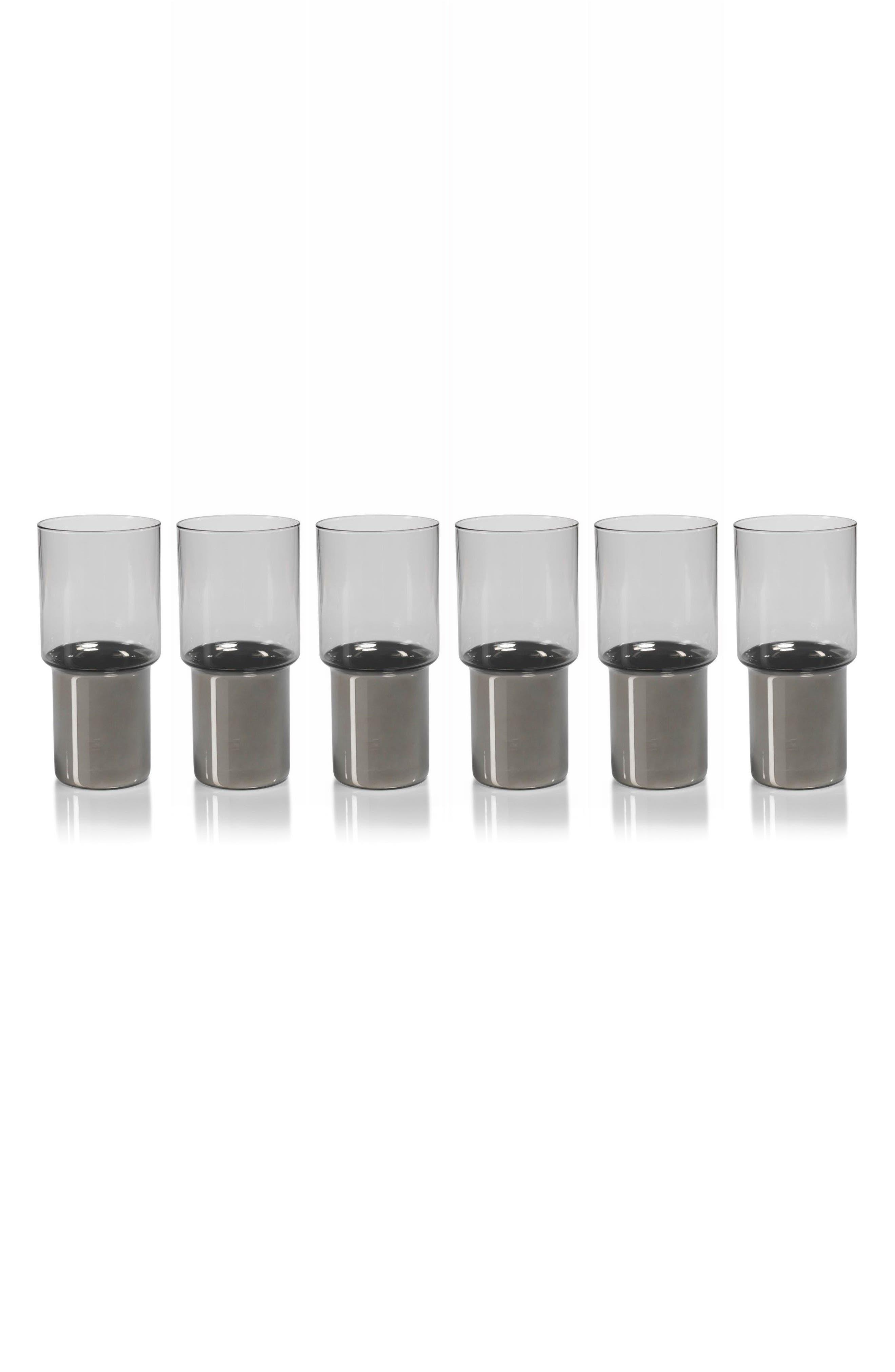 Como Set of 6 Highball Glasses,                         Main,                         color, 040