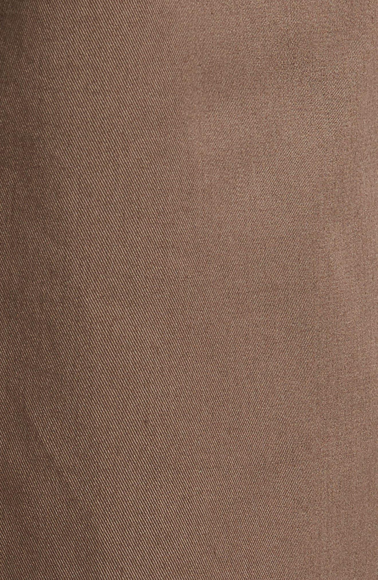 HUGO,                             Hano Flat Front Shorts,                             Alternate thumbnail 5, color,                             250