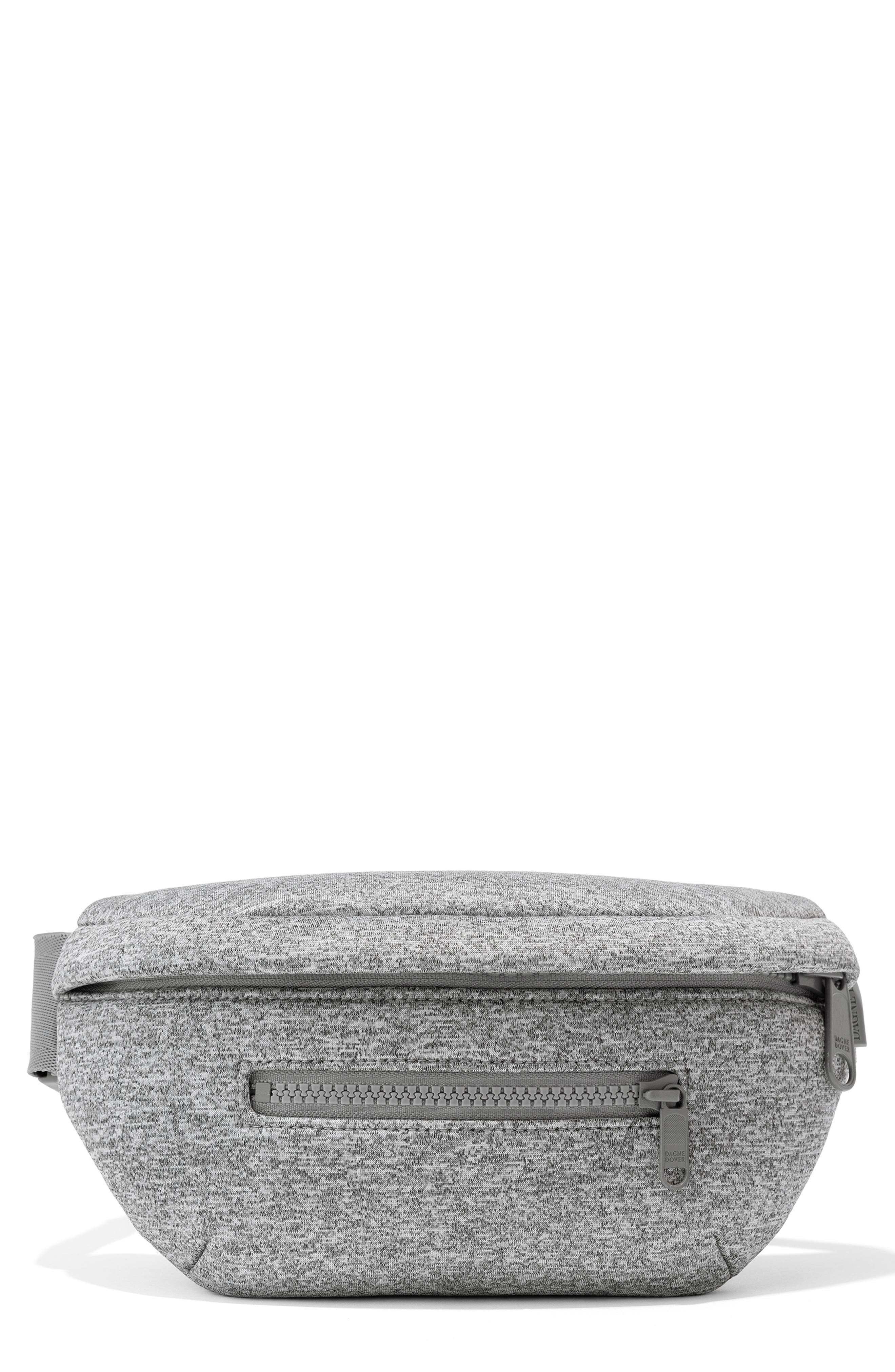 Ace Neoprene Fanny Pack,                             Main thumbnail 1, color,                             HEATHER GREY