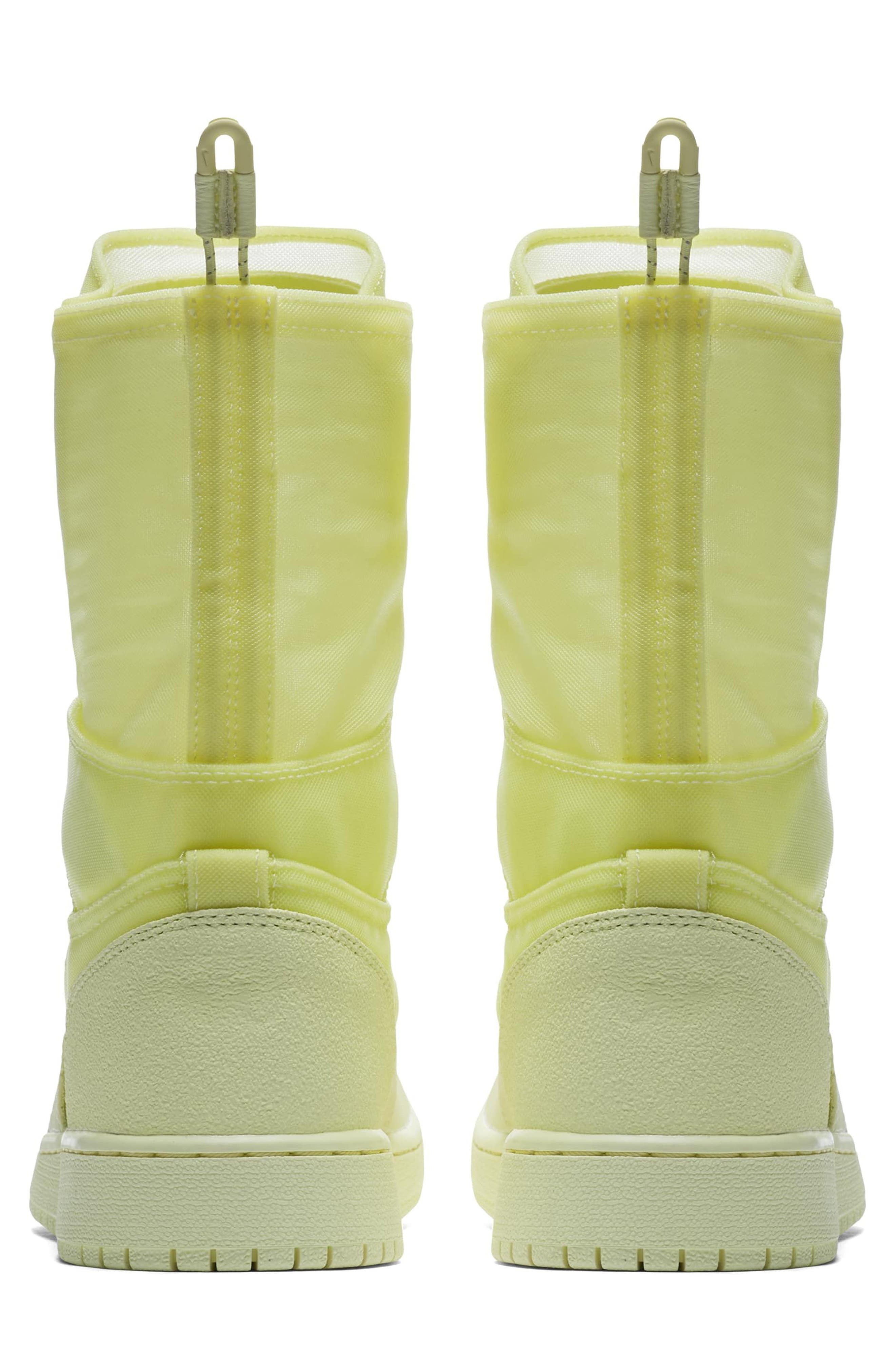 Air Jordan 1 Explorer XX Convertible High Top Sneaker,                             Alternate thumbnail 4, color,