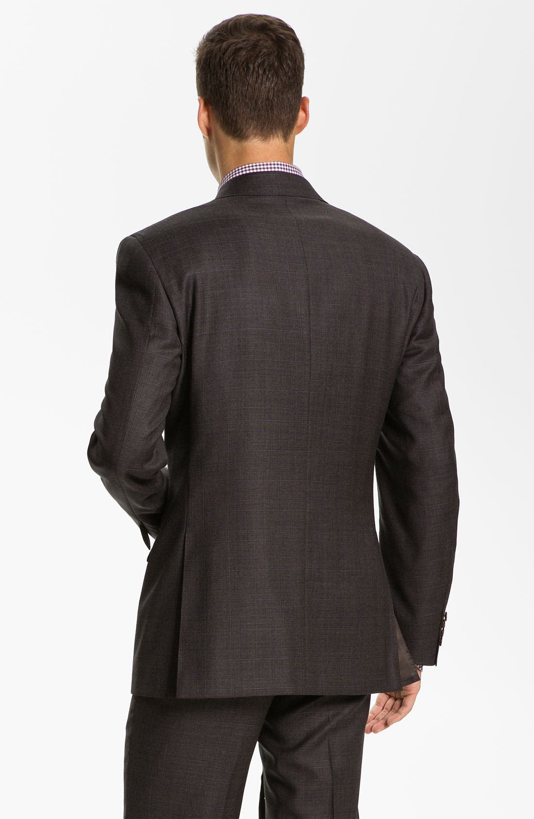 Three Piece Wool Suit,                             Alternate thumbnail 2, color,                             200
