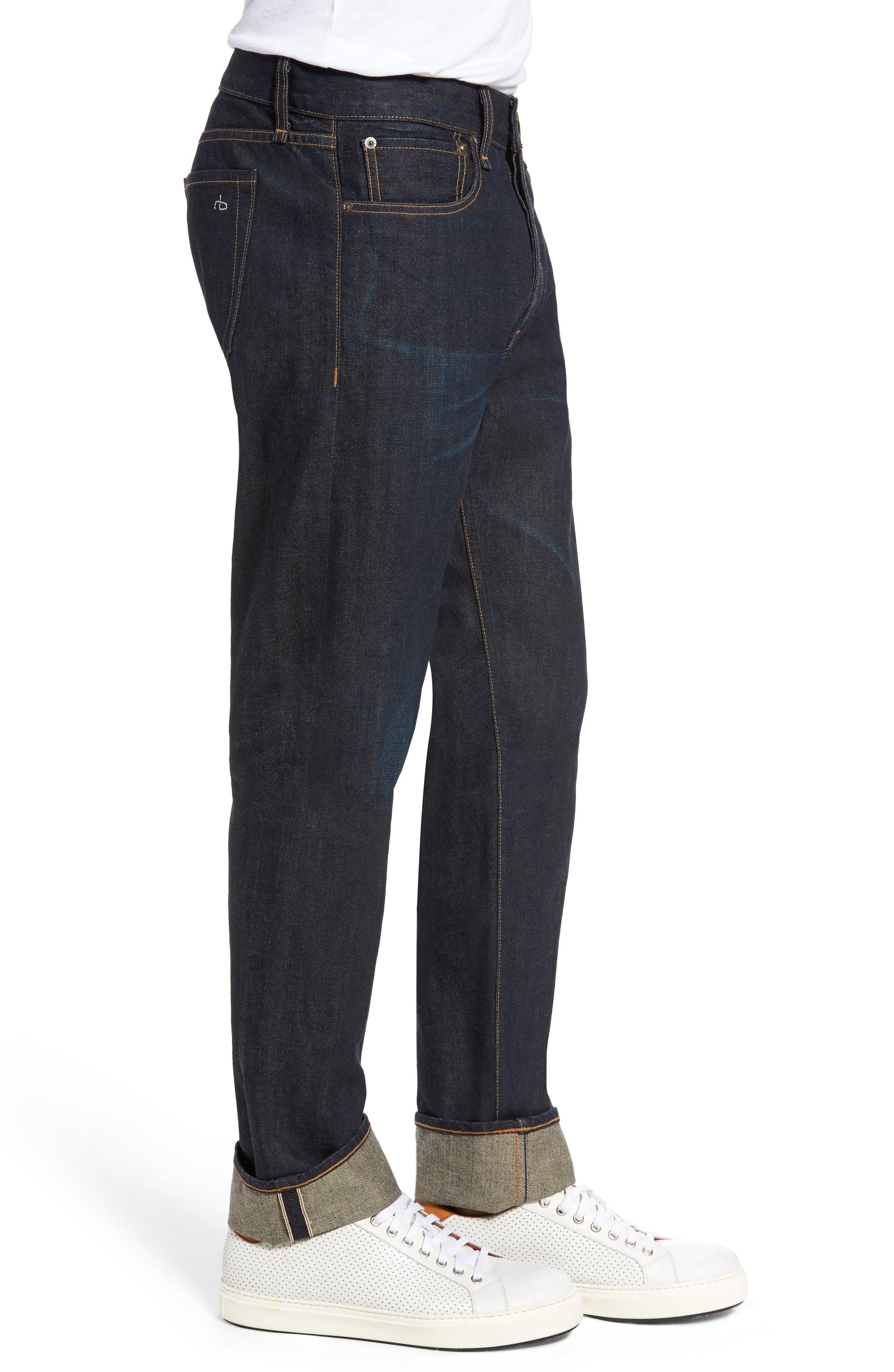 Fit 2 Slim Fit Jeans,                             Alternate thumbnail 3, color,                             452