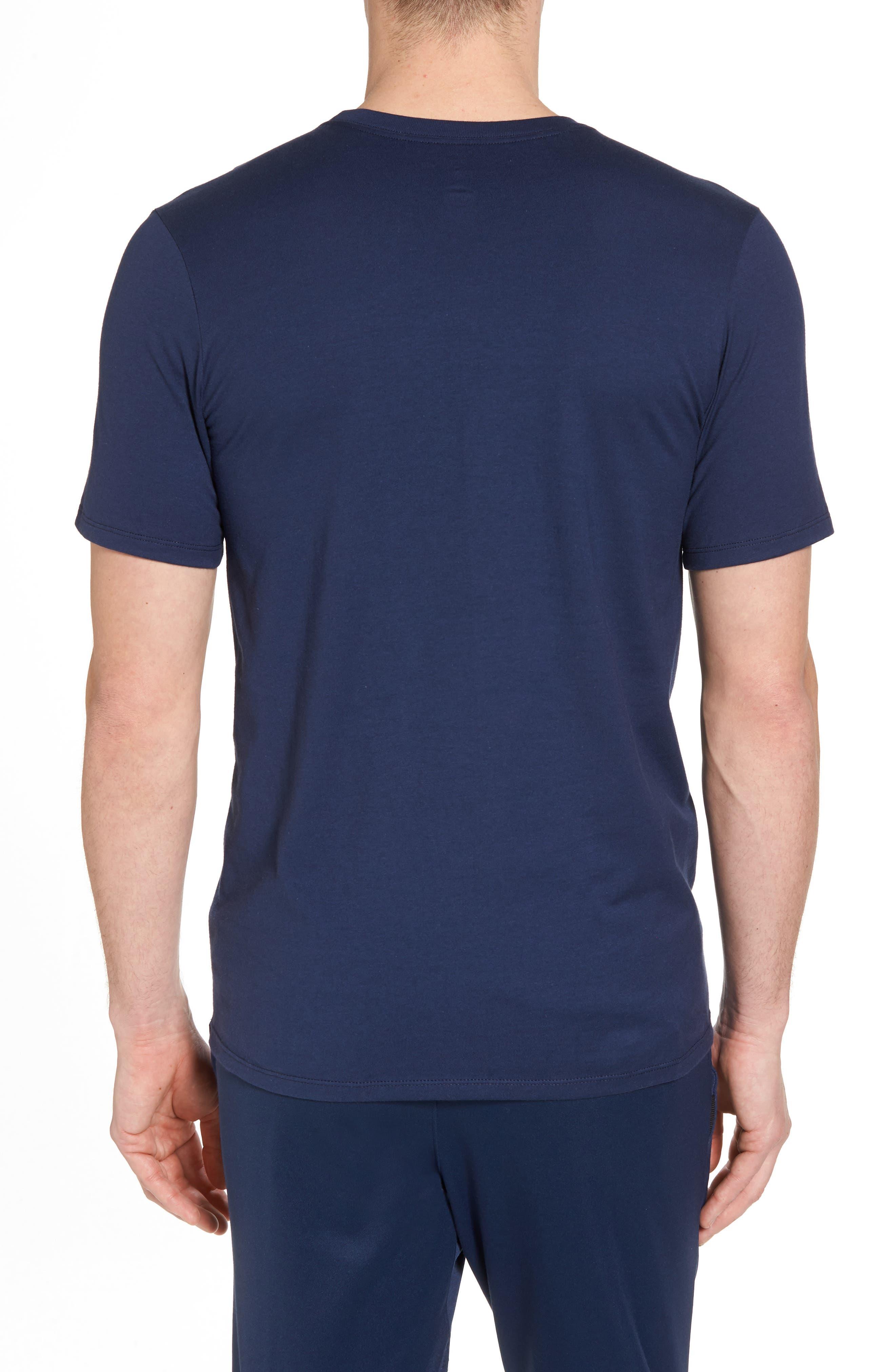 Sportswear Wings Logo Graphic T-Shirt,                             Alternate thumbnail 5, color,