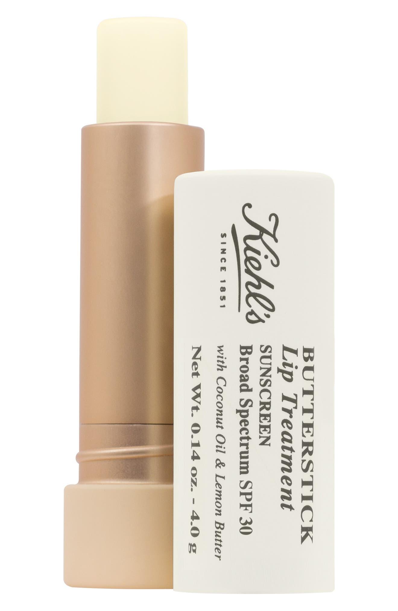 Butterstick Lip Treatment SPF 30, Main, color, CLEAR