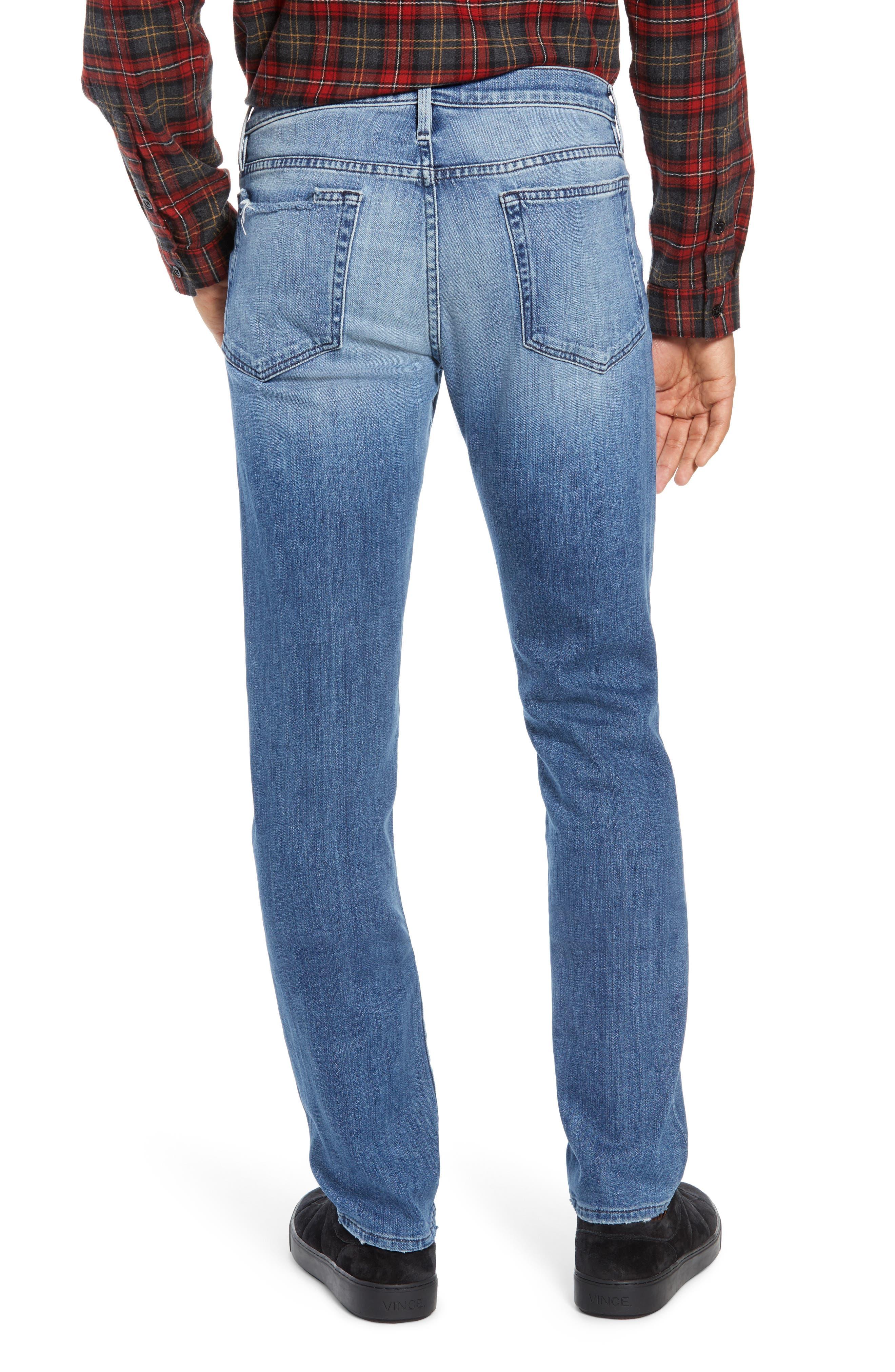 L'Homme Slim Fit Jeans,                             Alternate thumbnail 2, color,                             ARCHES