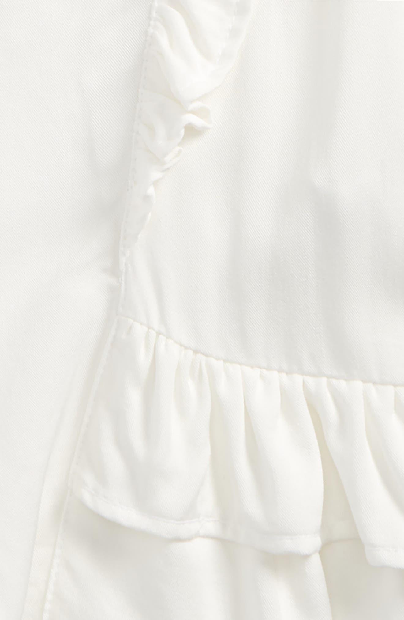 White Rose Blouse,                             Alternate thumbnail 2, color,                             100