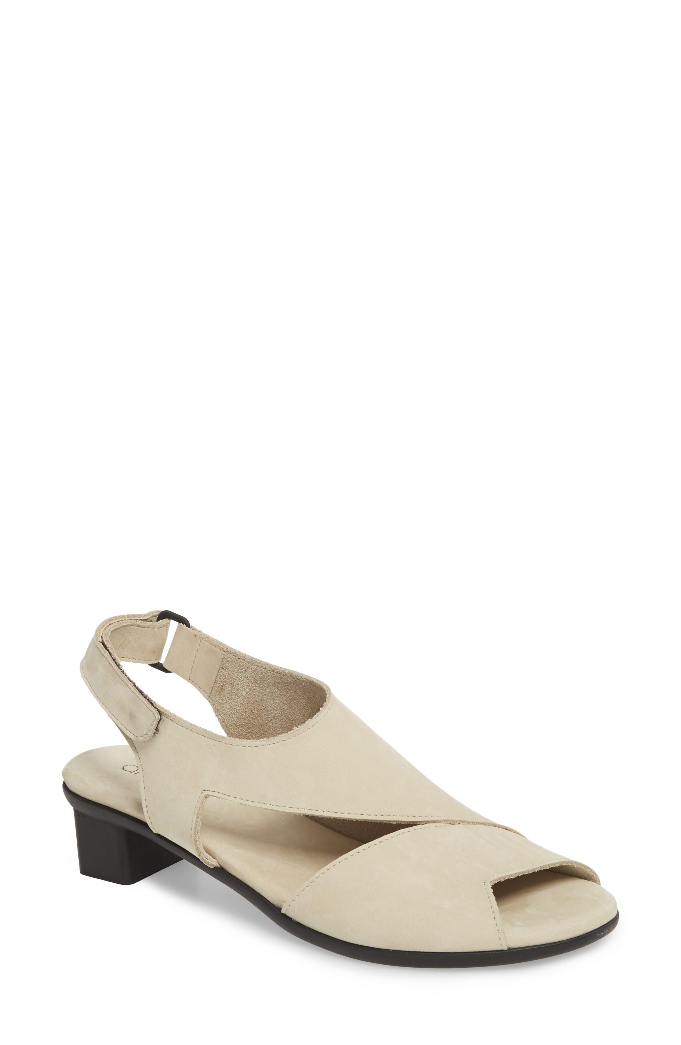Obibbi Asymmetrical Slingback Sandal,                             Main thumbnail 2, color,