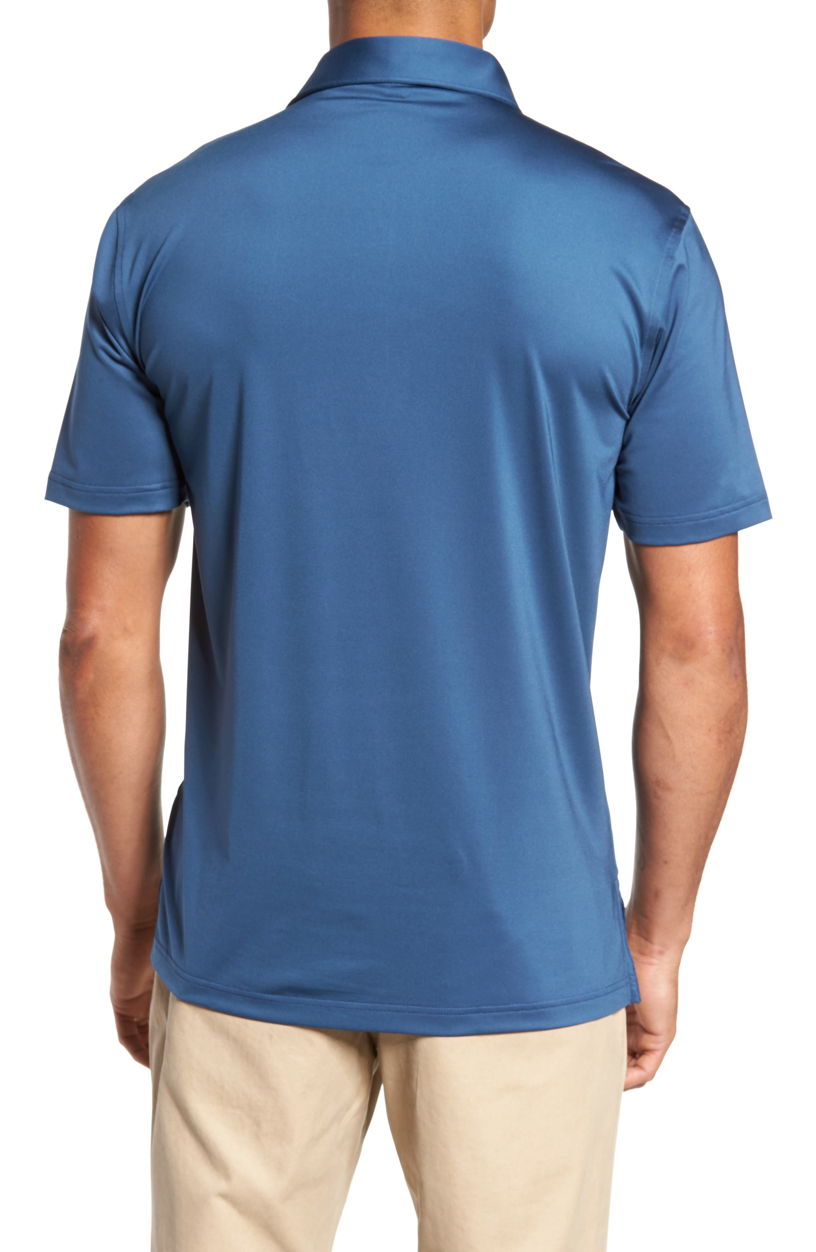 PETER MILLAR,                             Stretch Jersey Polo,                             Alternate thumbnail 2, color,                             402