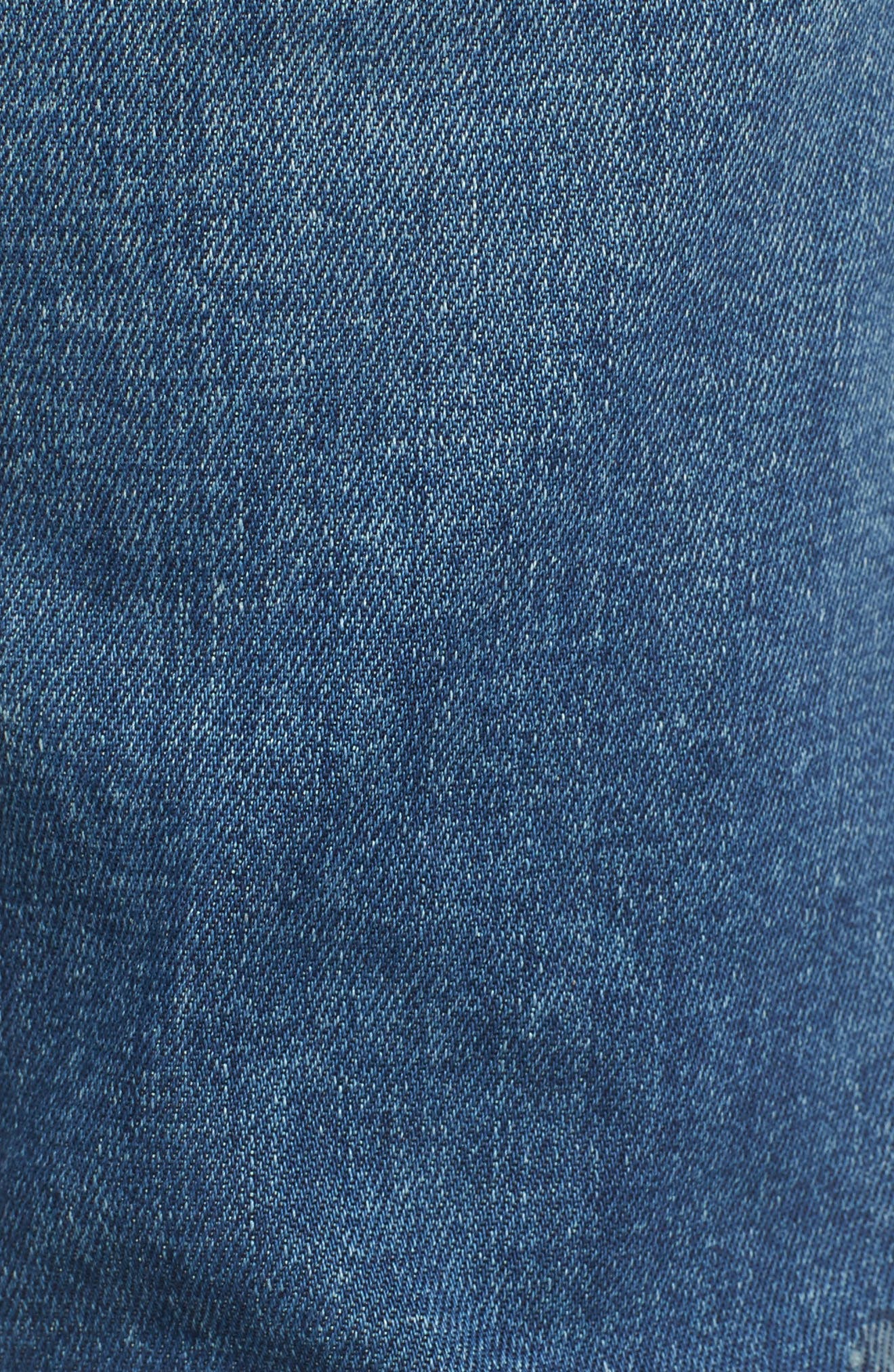 Slim Skinny Fit Jeans,                             Alternate thumbnail 5, color,
