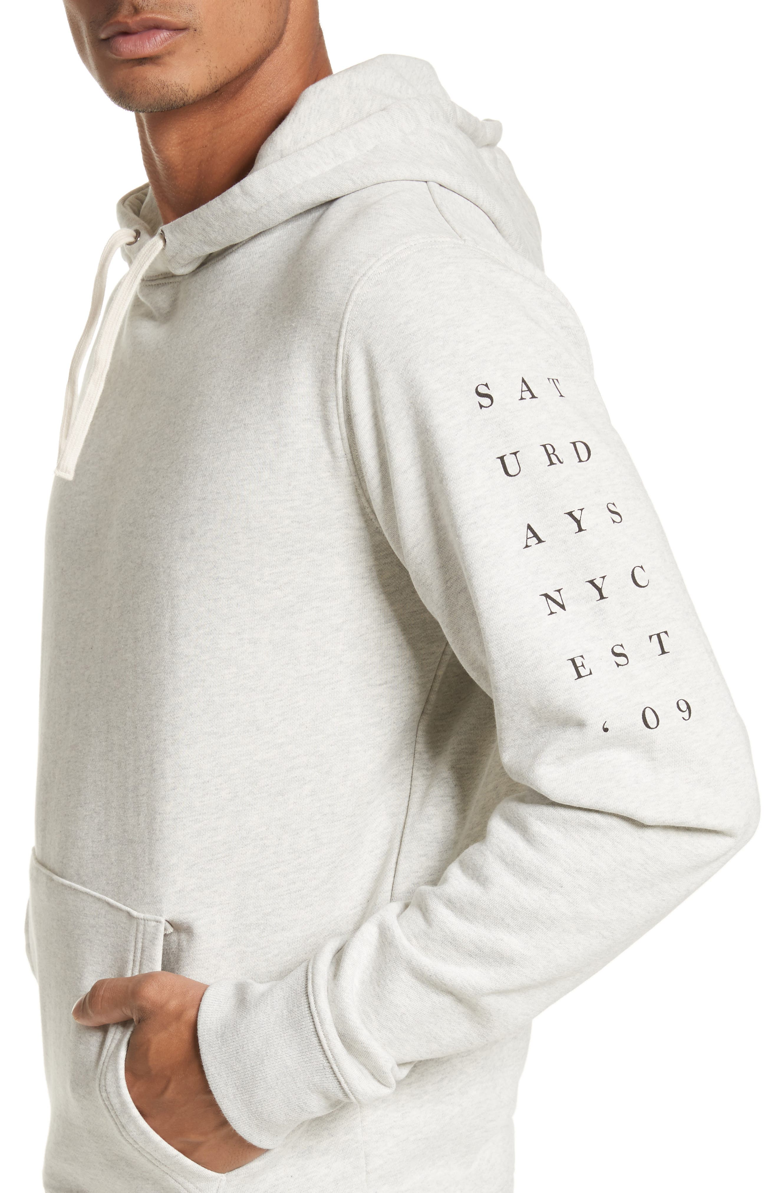 Ditch Stacked Hoodie,                             Alternate thumbnail 4, color,