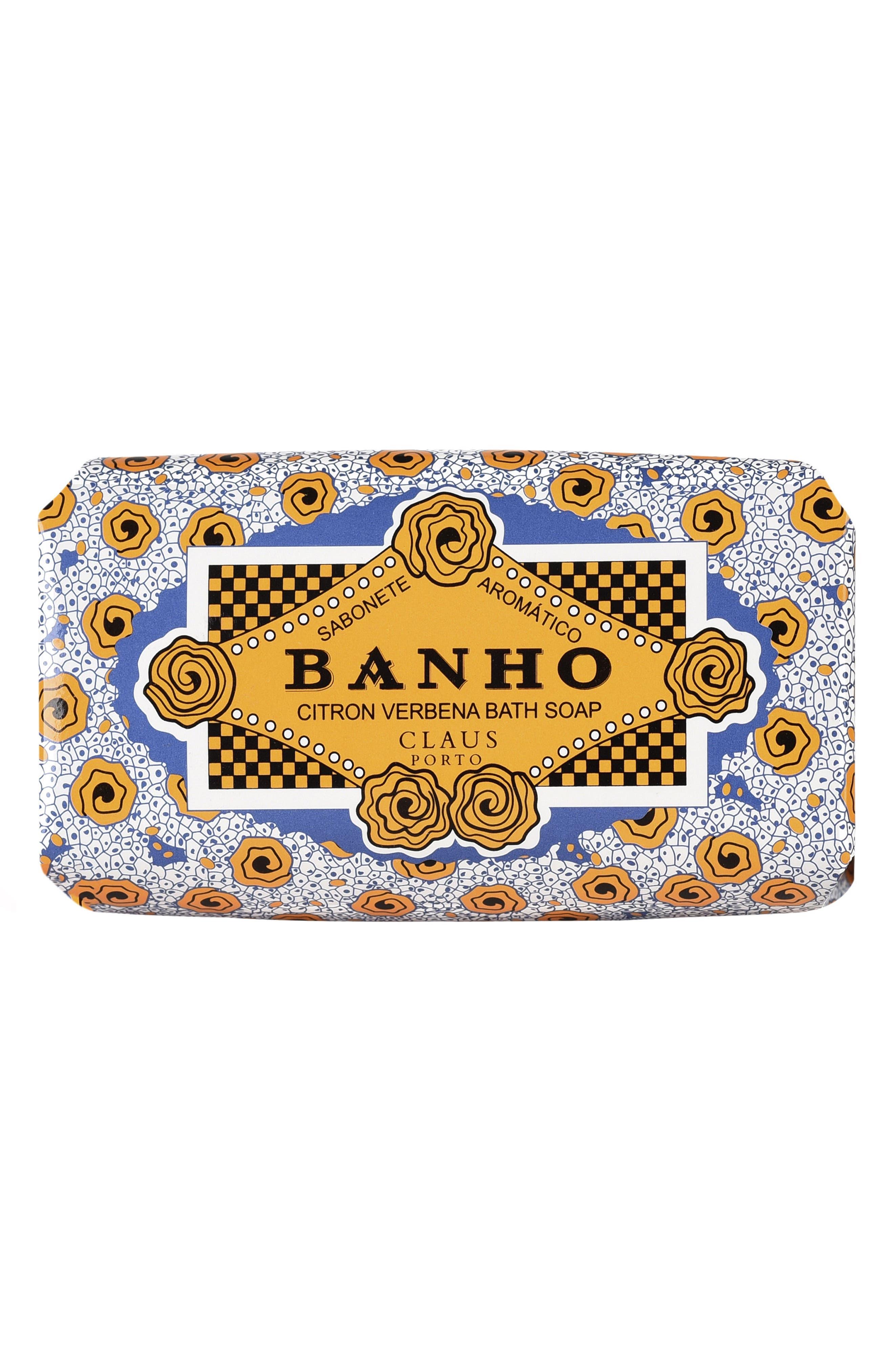 Banho Citron Verbena Soap,                             Alternate thumbnail 2, color,                             NO COLOR