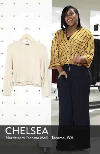 Raglan Sweatshirt, sales video thumbnail