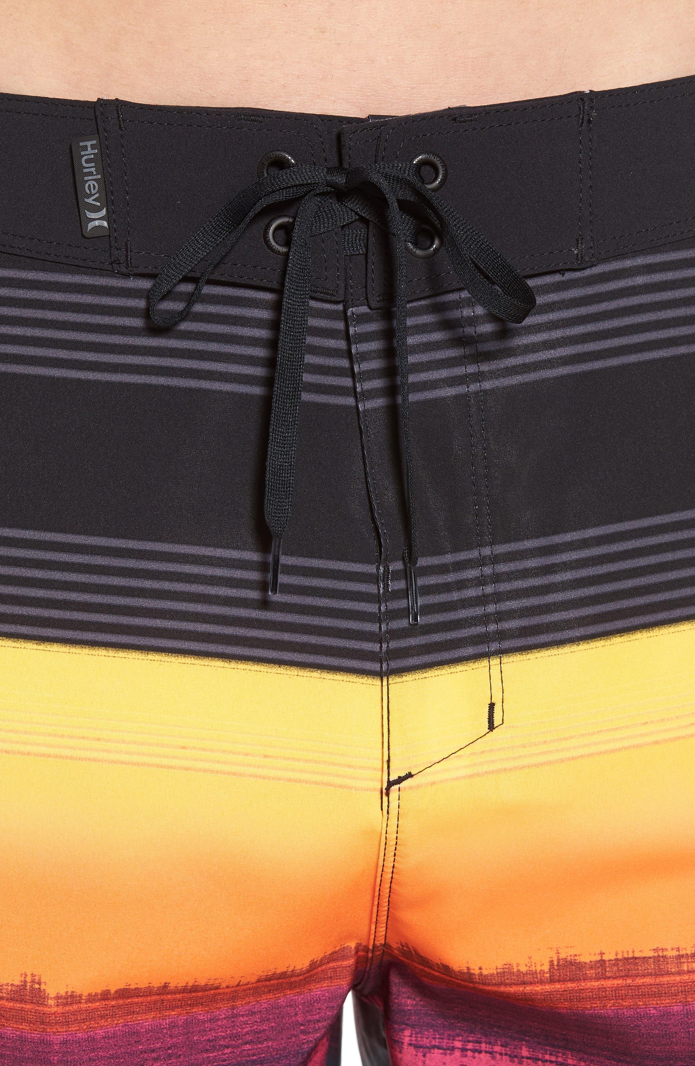 Phantom Gaviota Board Shorts,                             Alternate thumbnail 4, color,                             010