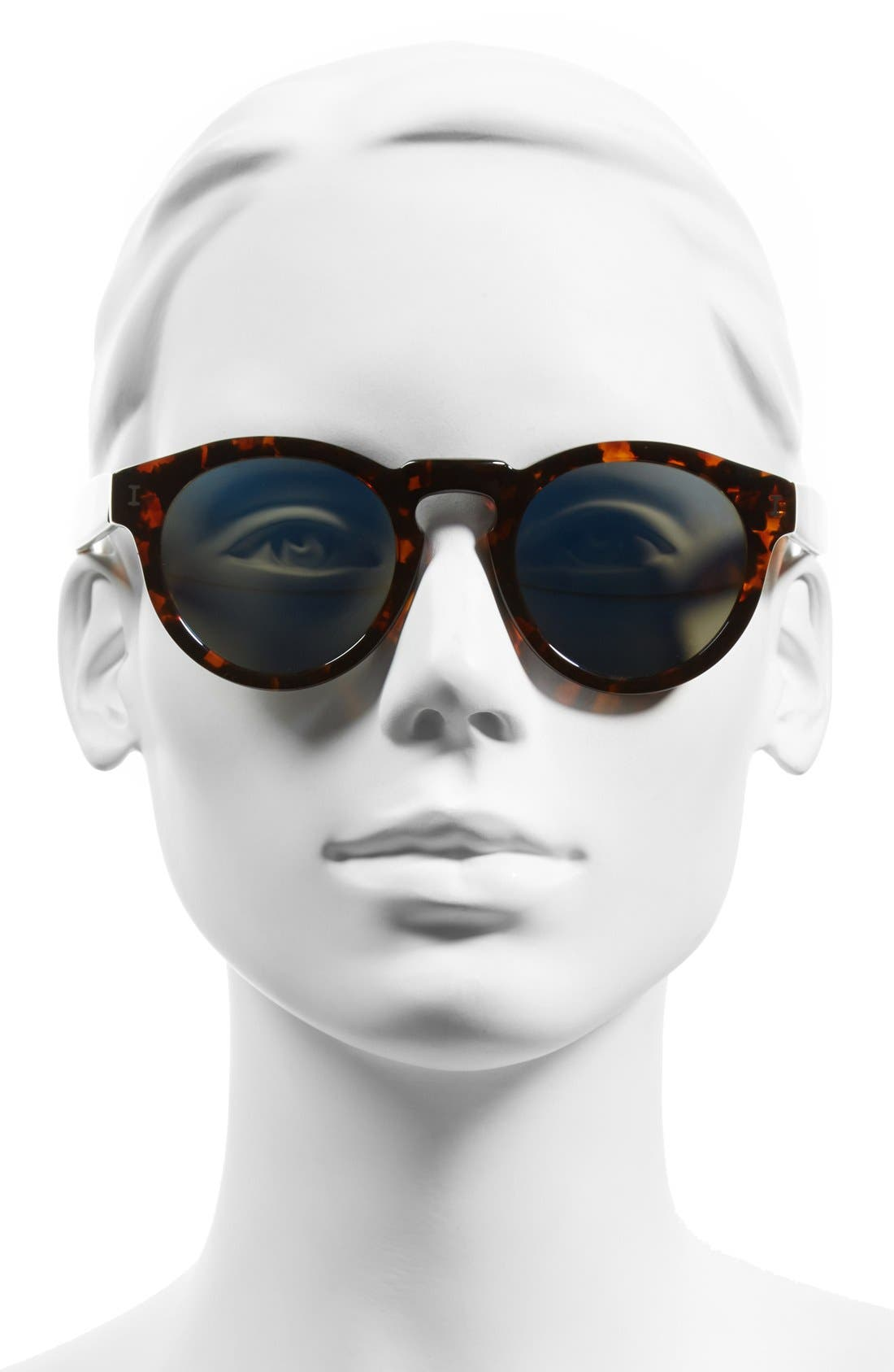 'Leonard' 47mm Sunglasses,                             Alternate thumbnail 121, color,