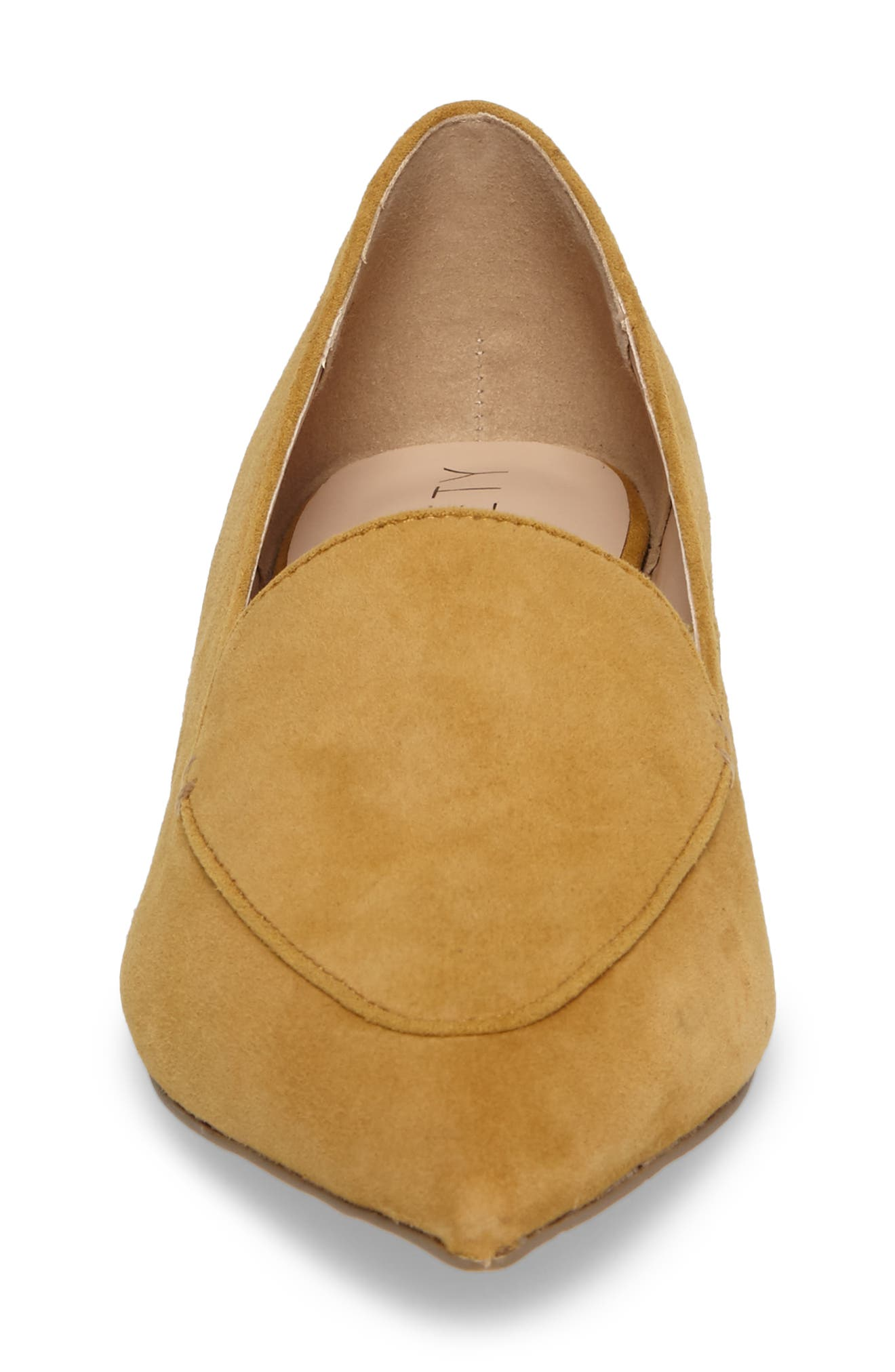 'Cammila' Pointy Toe Loafer,                             Alternate thumbnail 39, color,