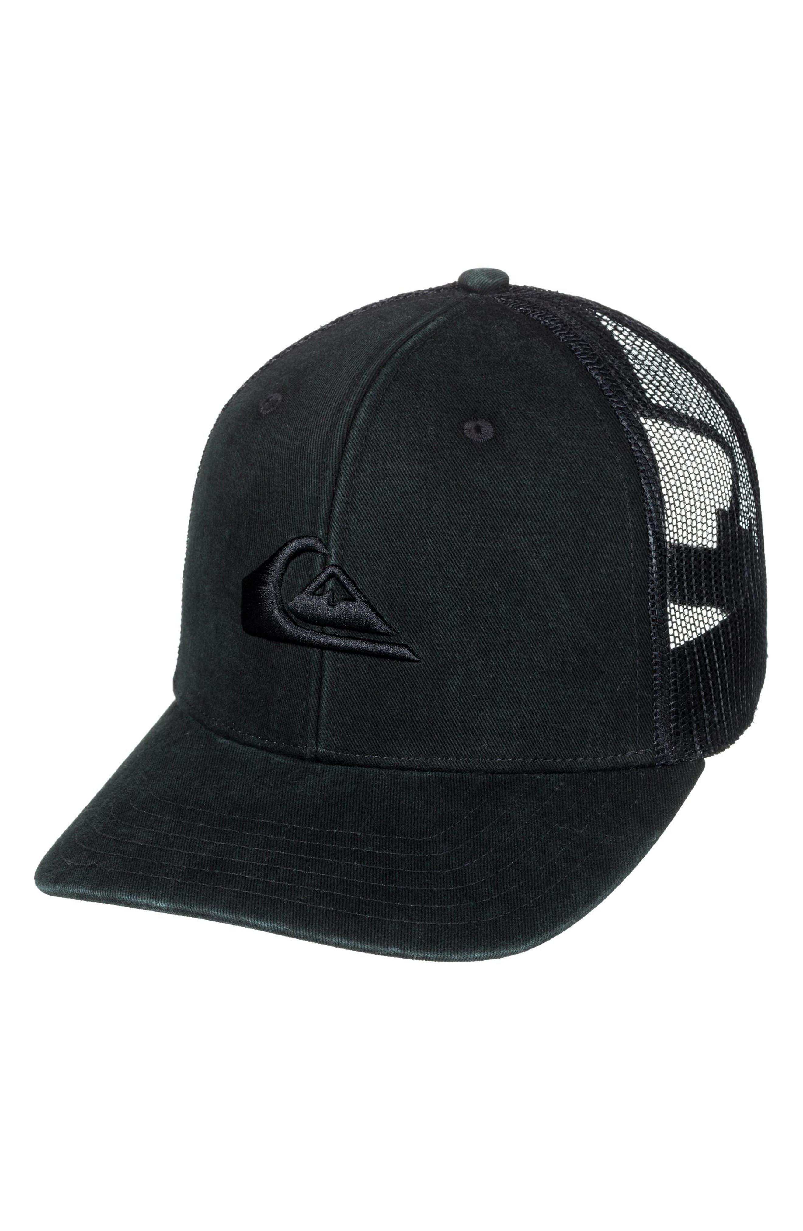 Grounder Trucker Hat,                             Main thumbnail 1, color,                             002