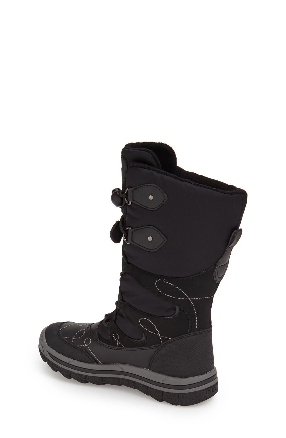 'Overland ABX' Waterproof Boot,                             Alternate thumbnail 2, color,                             001