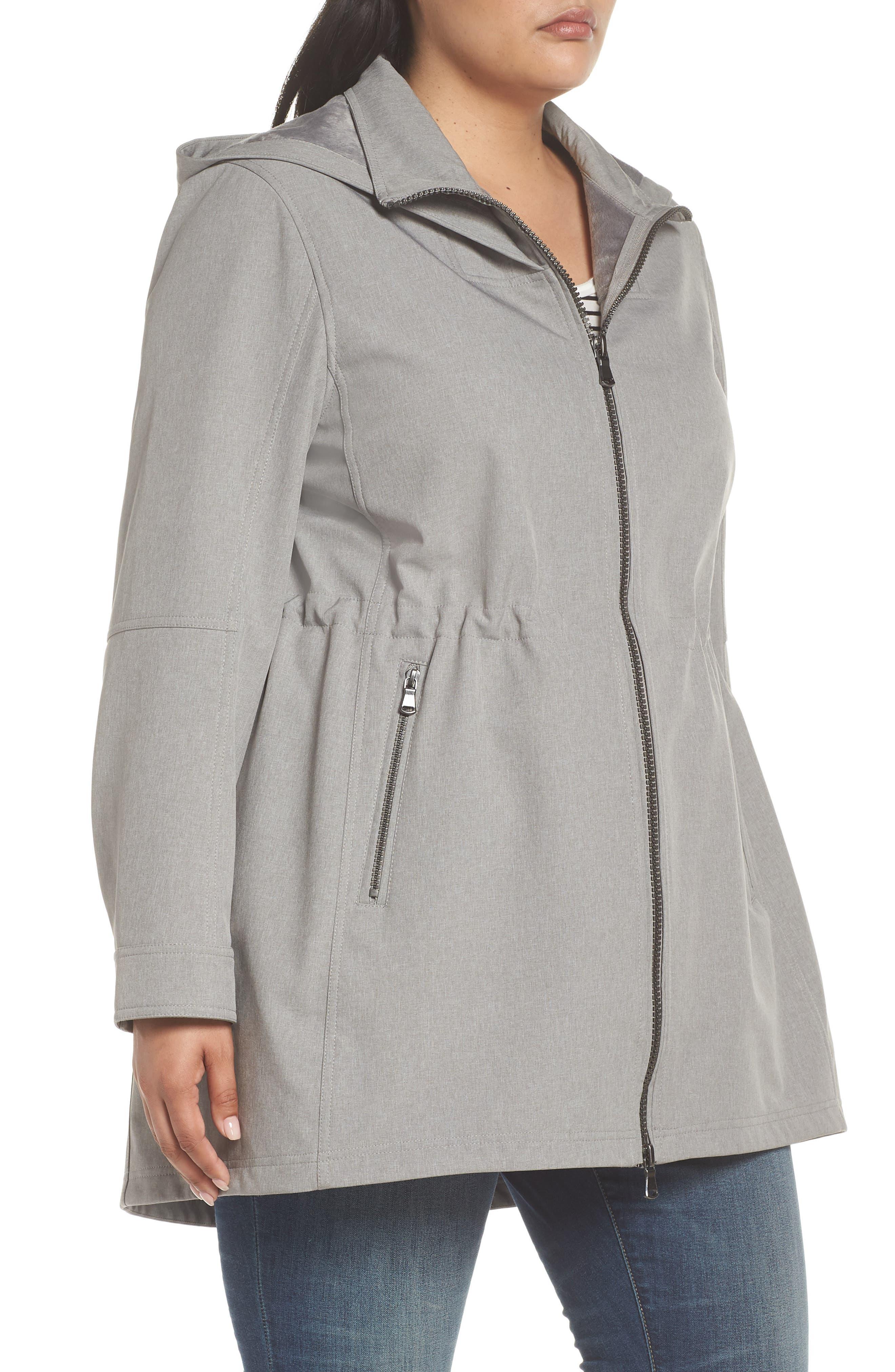 Two-Layer Tech Raincoat,                             Alternate thumbnail 3, color,                             043