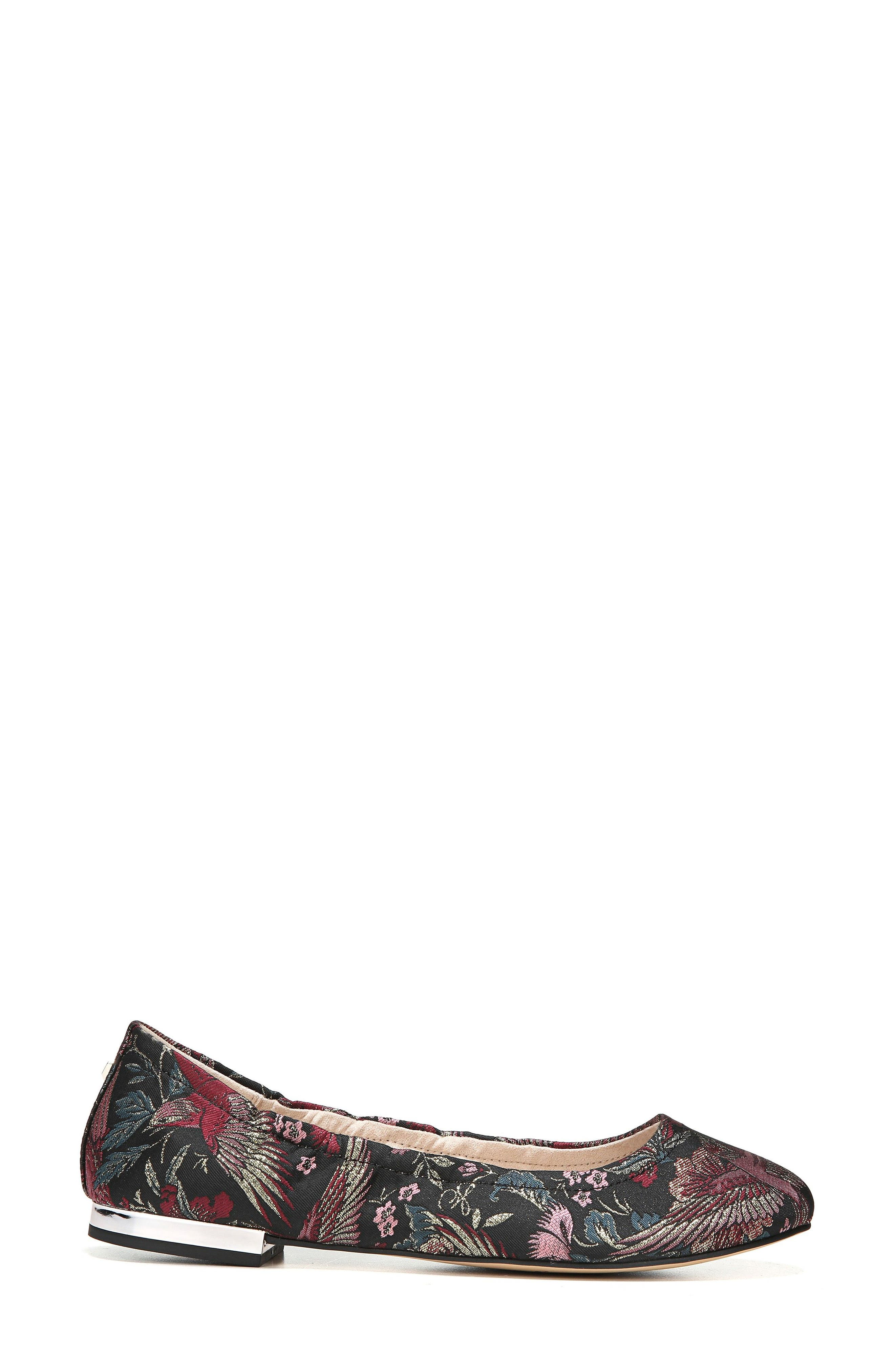 SAM EDELMAN,                             Farrow Flat,                             Alternate thumbnail 3, color,                             001