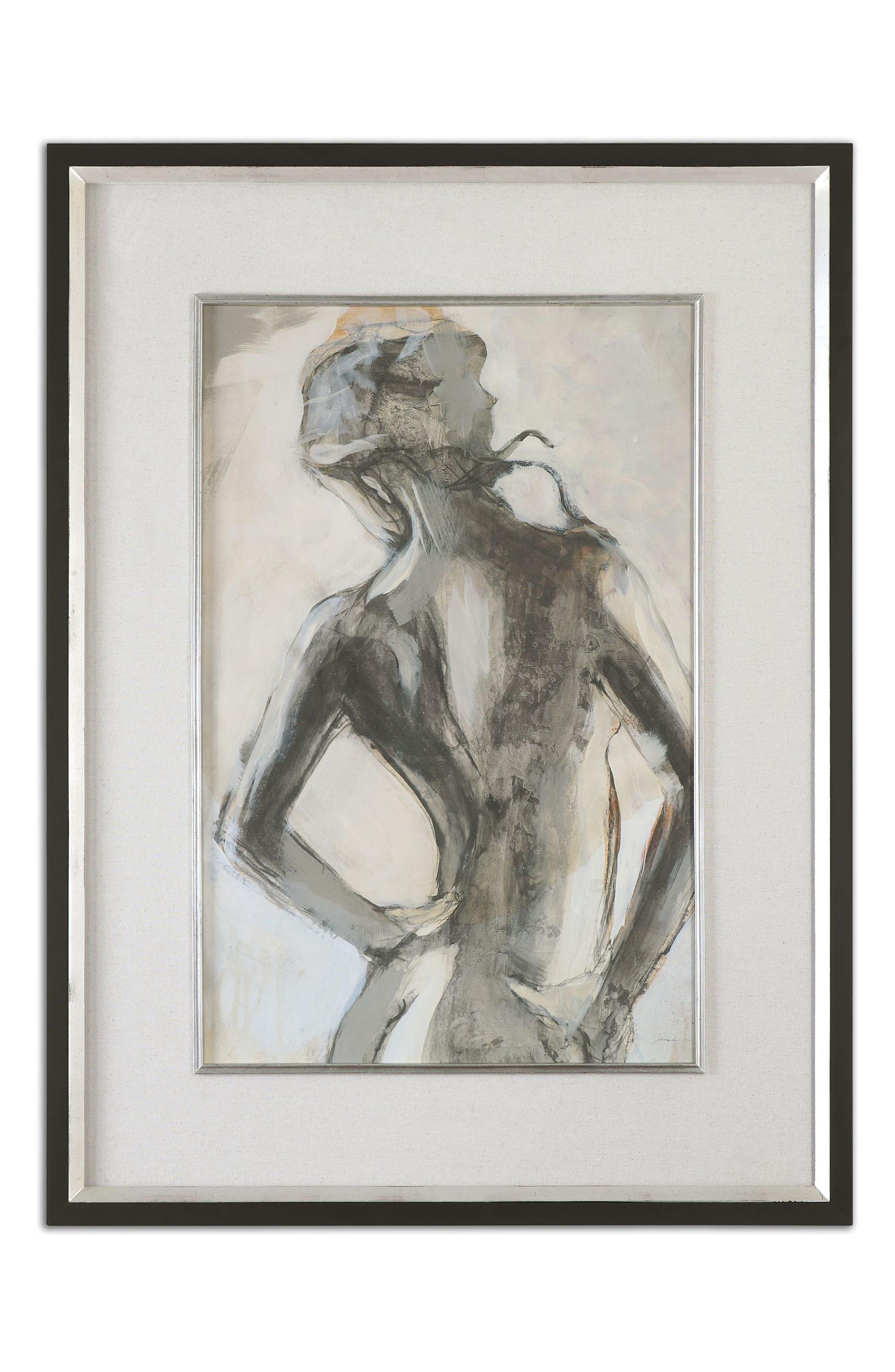 Gesture Art Print,                         Main,                         color, 001