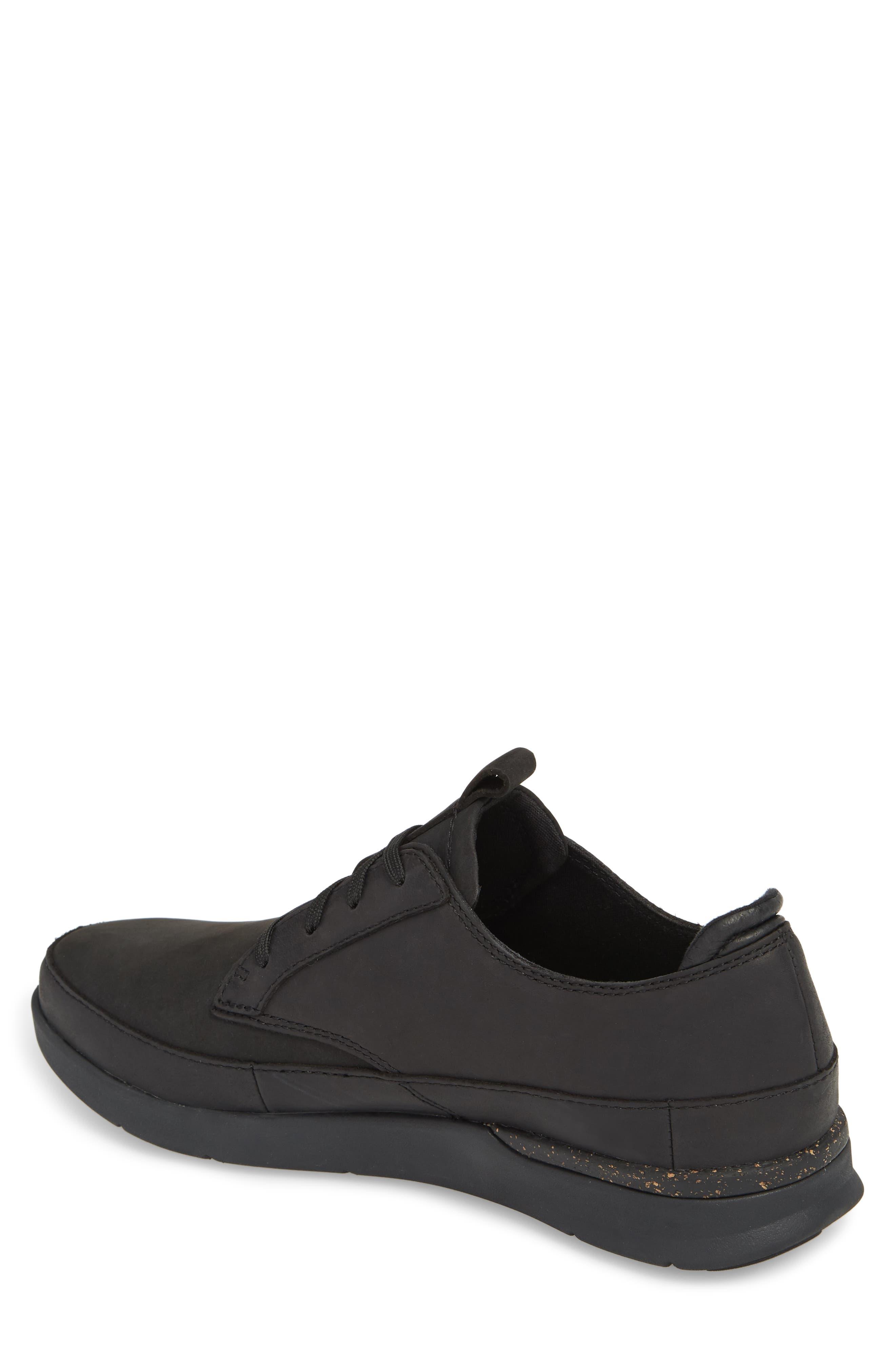 Worldwide Ross Waterproof Sneaker,                             Alternate thumbnail 2, color,                             BLACK