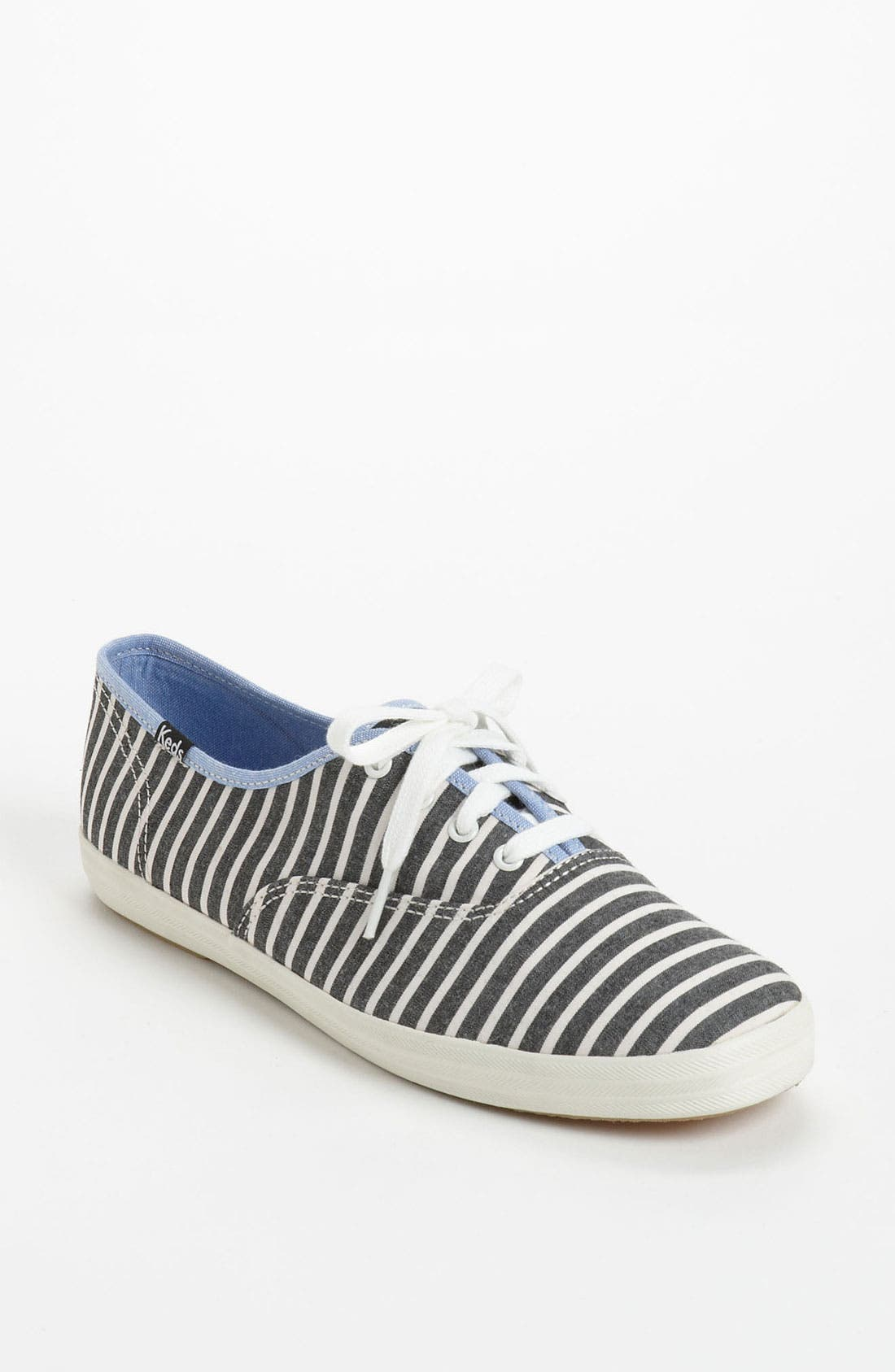 'Champion Prep Stripe' Sneaker,                         Main,                         color, 001