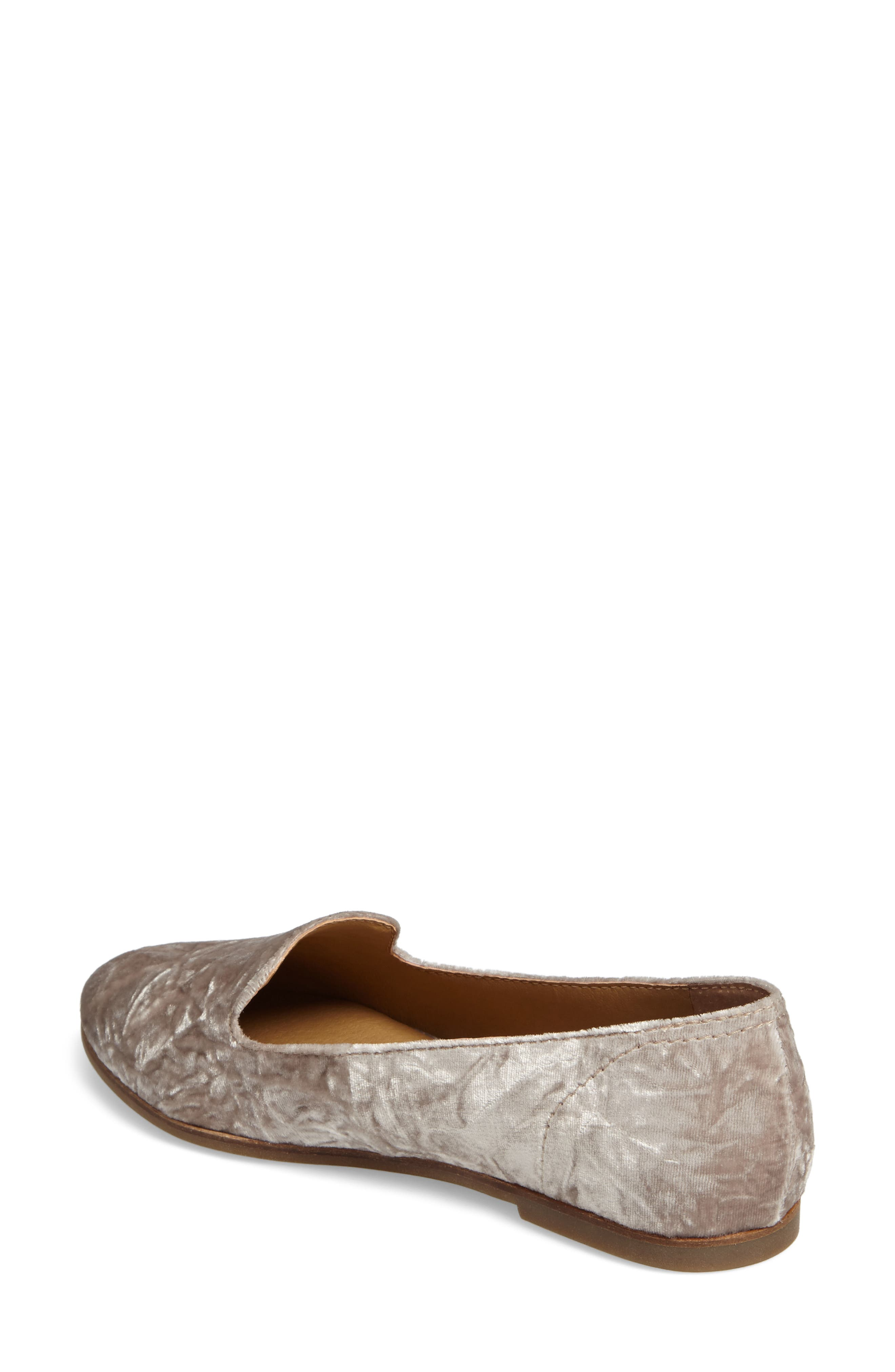 Carlyn Loafer Flat,                             Alternate thumbnail 7, color,