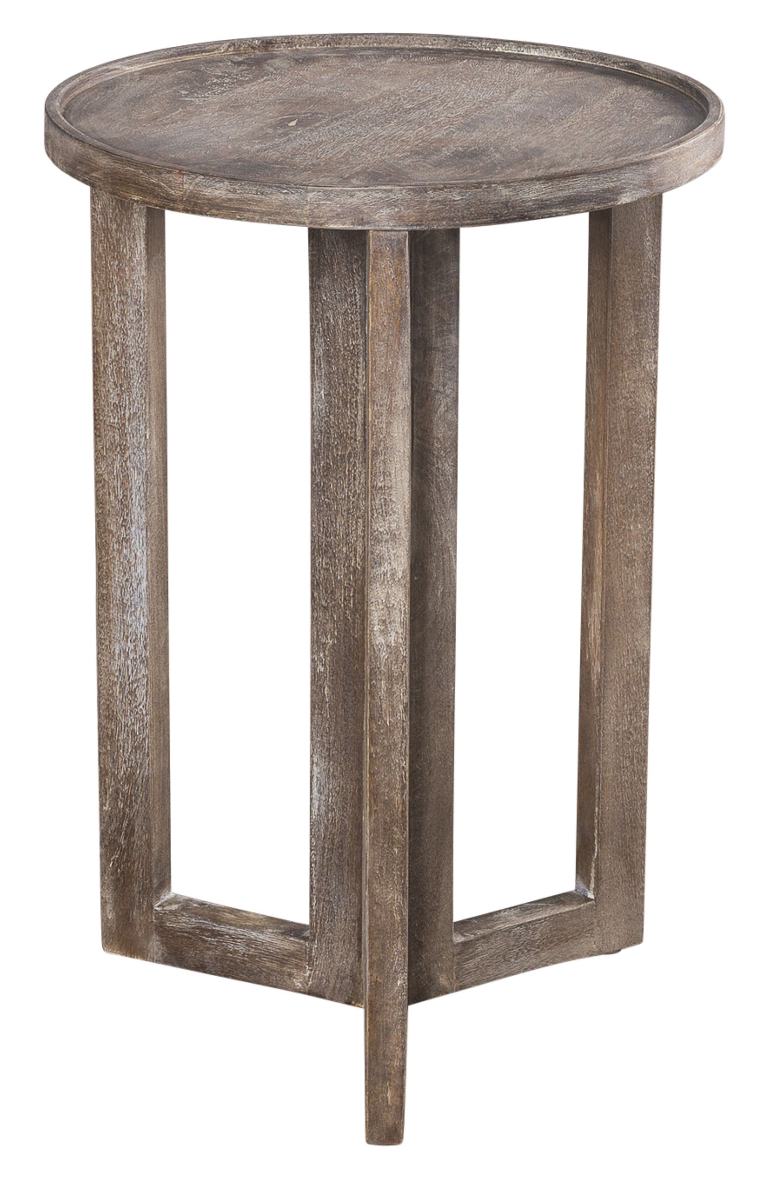 Tillman Large Side Table,                             Alternate thumbnail 4, color,                             SMOKY MANGO