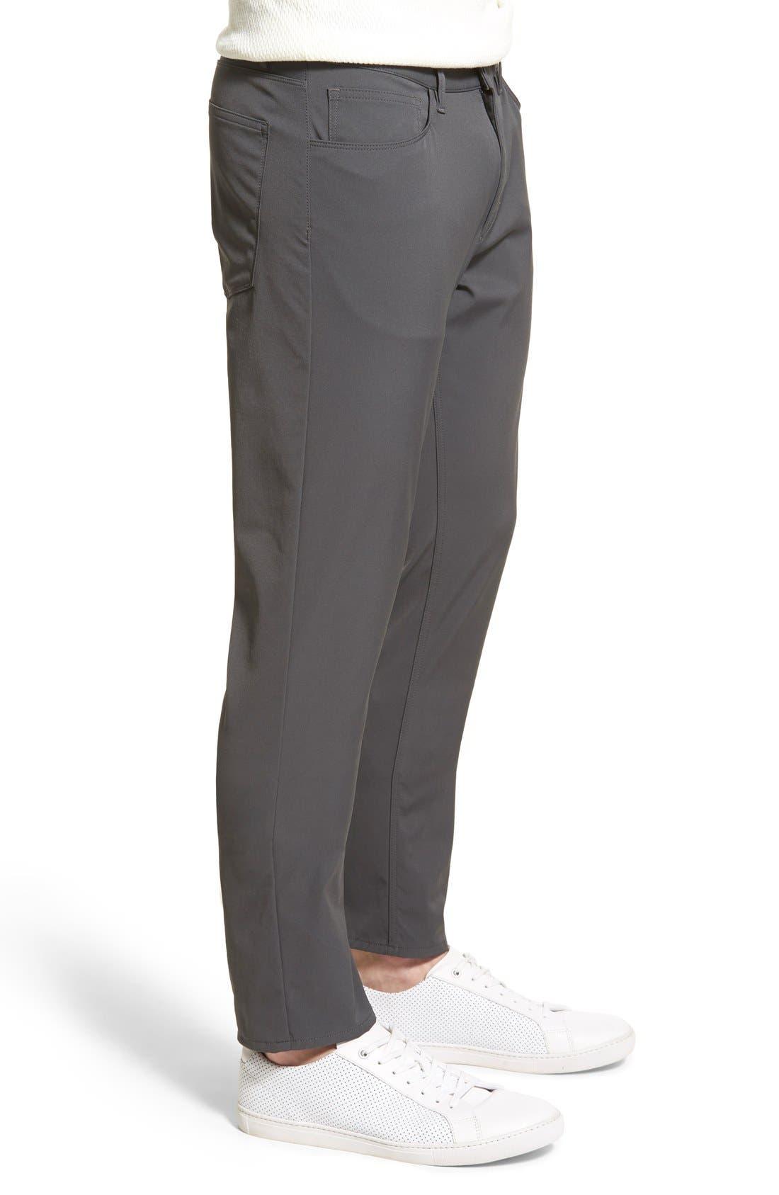 'Raffi' Slim Fit Pants,                             Alternate thumbnail 3, color,                             021
