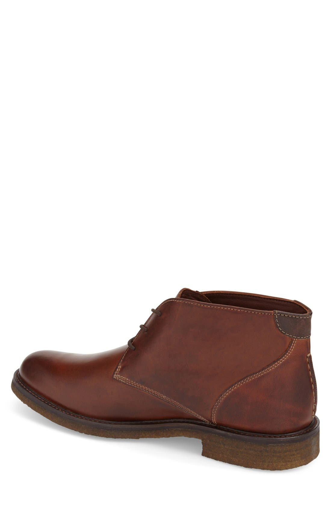 'Copeland' Suede Chukka Boot,                             Alternate thumbnail 13, color,