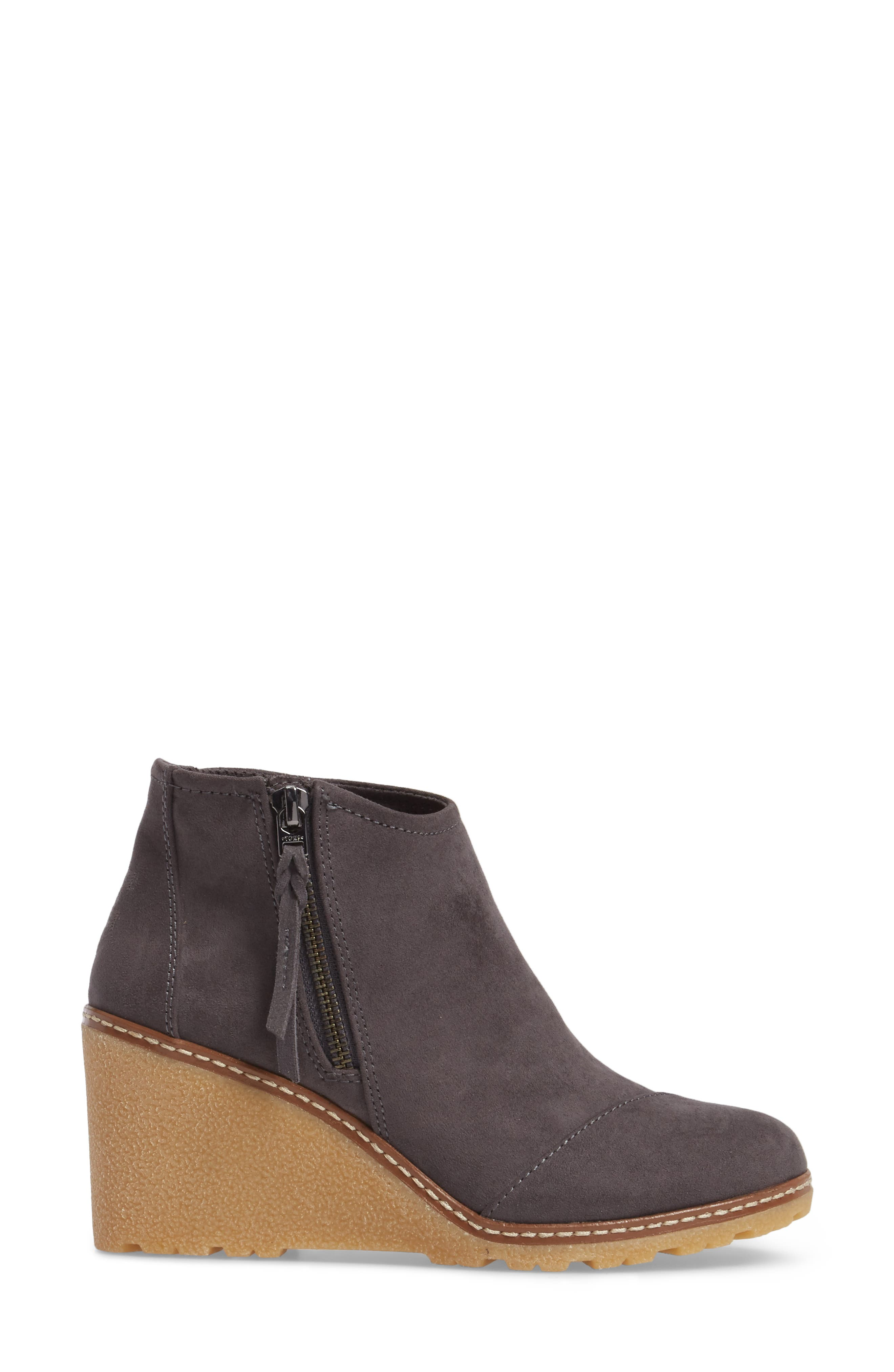 Avery Wedge Bootie,                             Alternate thumbnail 10, color,