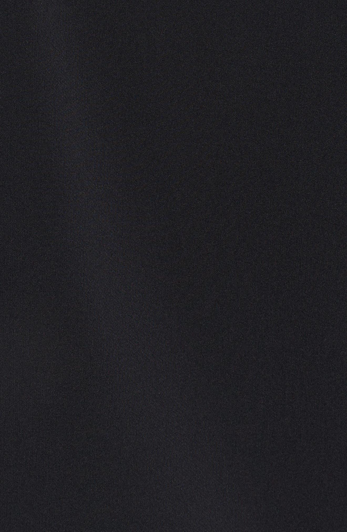 Tekno Zip Jacket,                             Alternate thumbnail 7, color,                             TNF BLACK