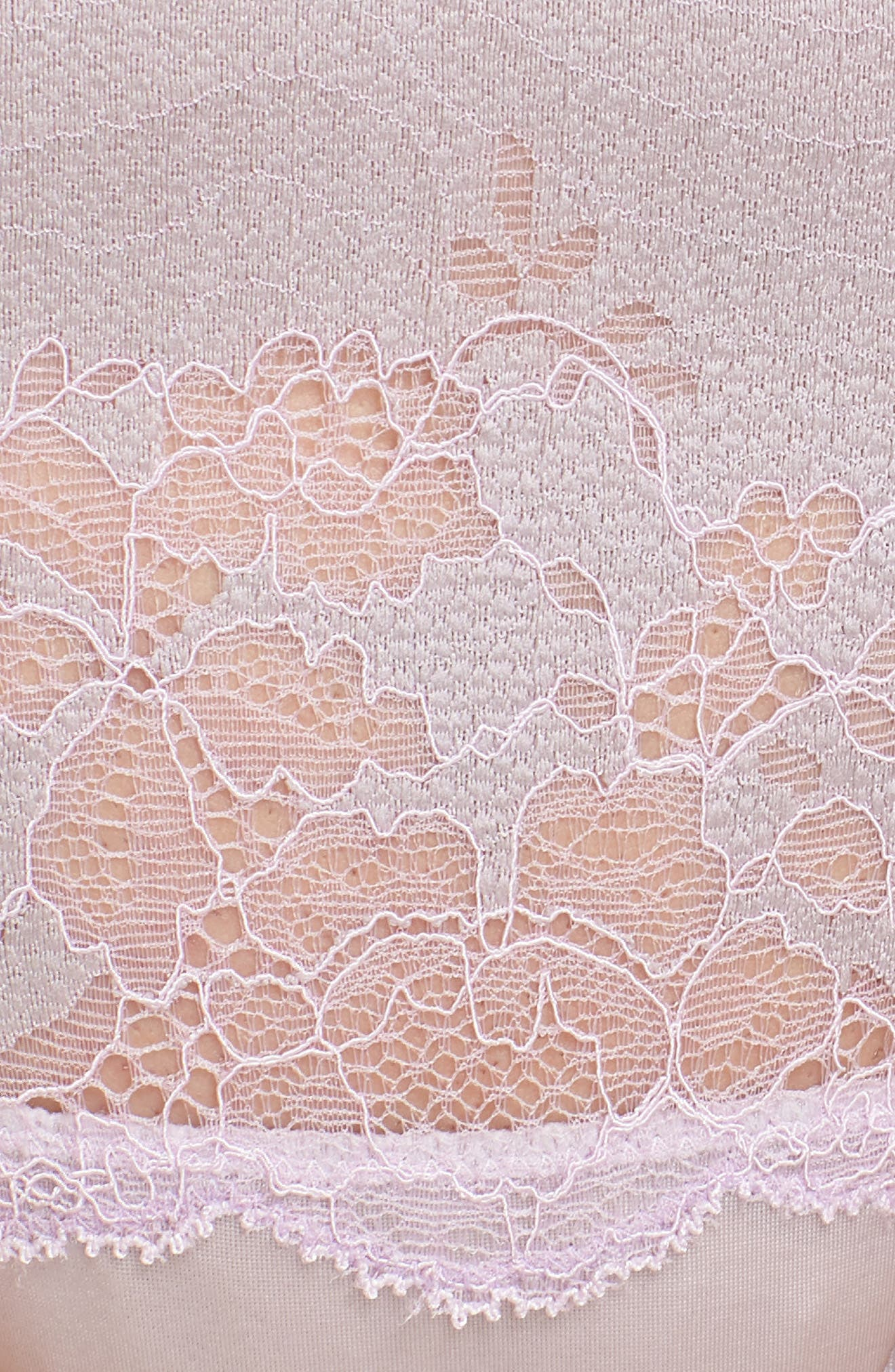 Lace Affair Tanga,                             Alternate thumbnail 5, color,                             LILAC MARBLE / PASTEL LILAC