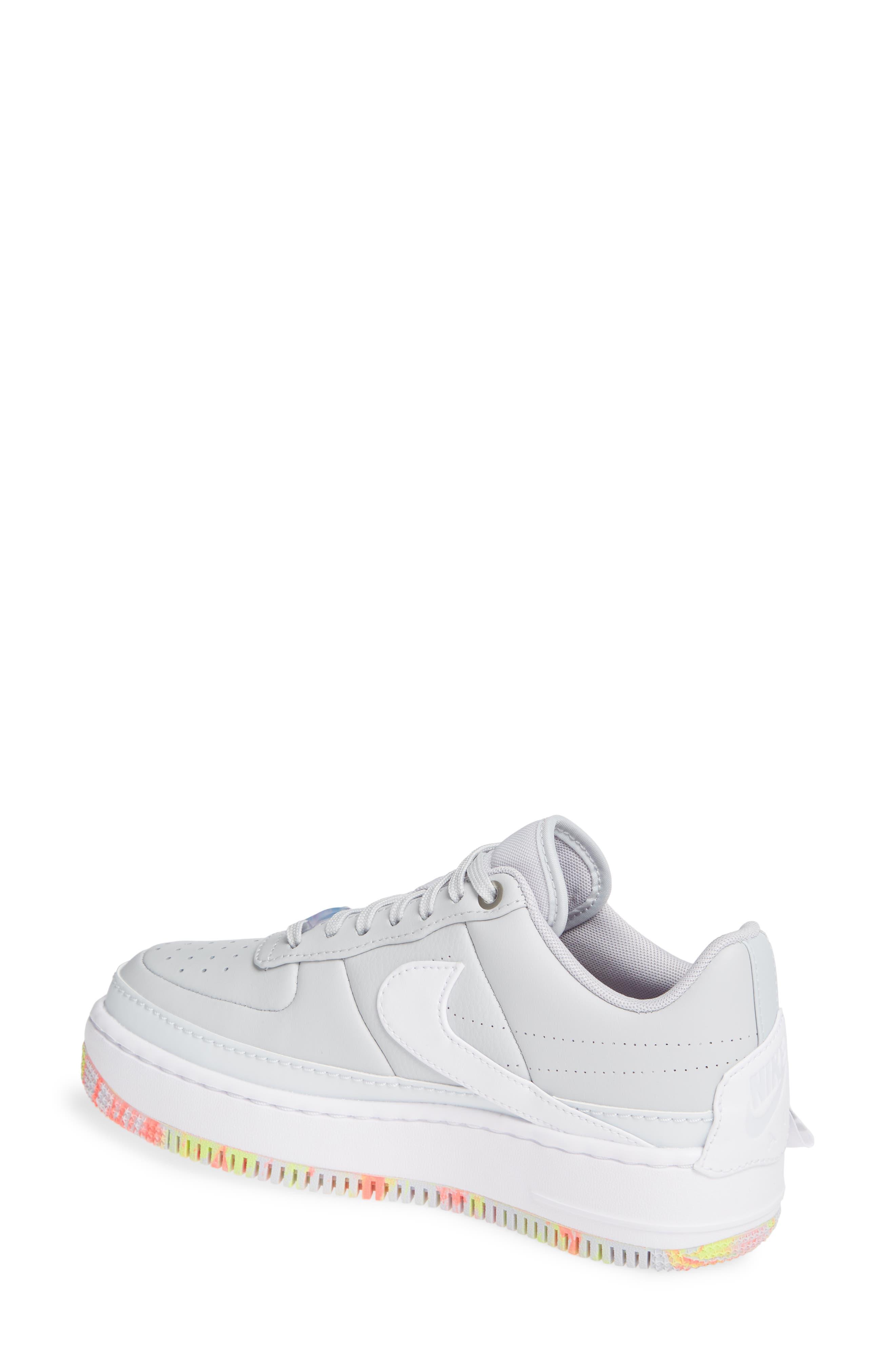 Air Force 1 Jester XX Print Sneaker,                             Alternate thumbnail 2, color,                             020