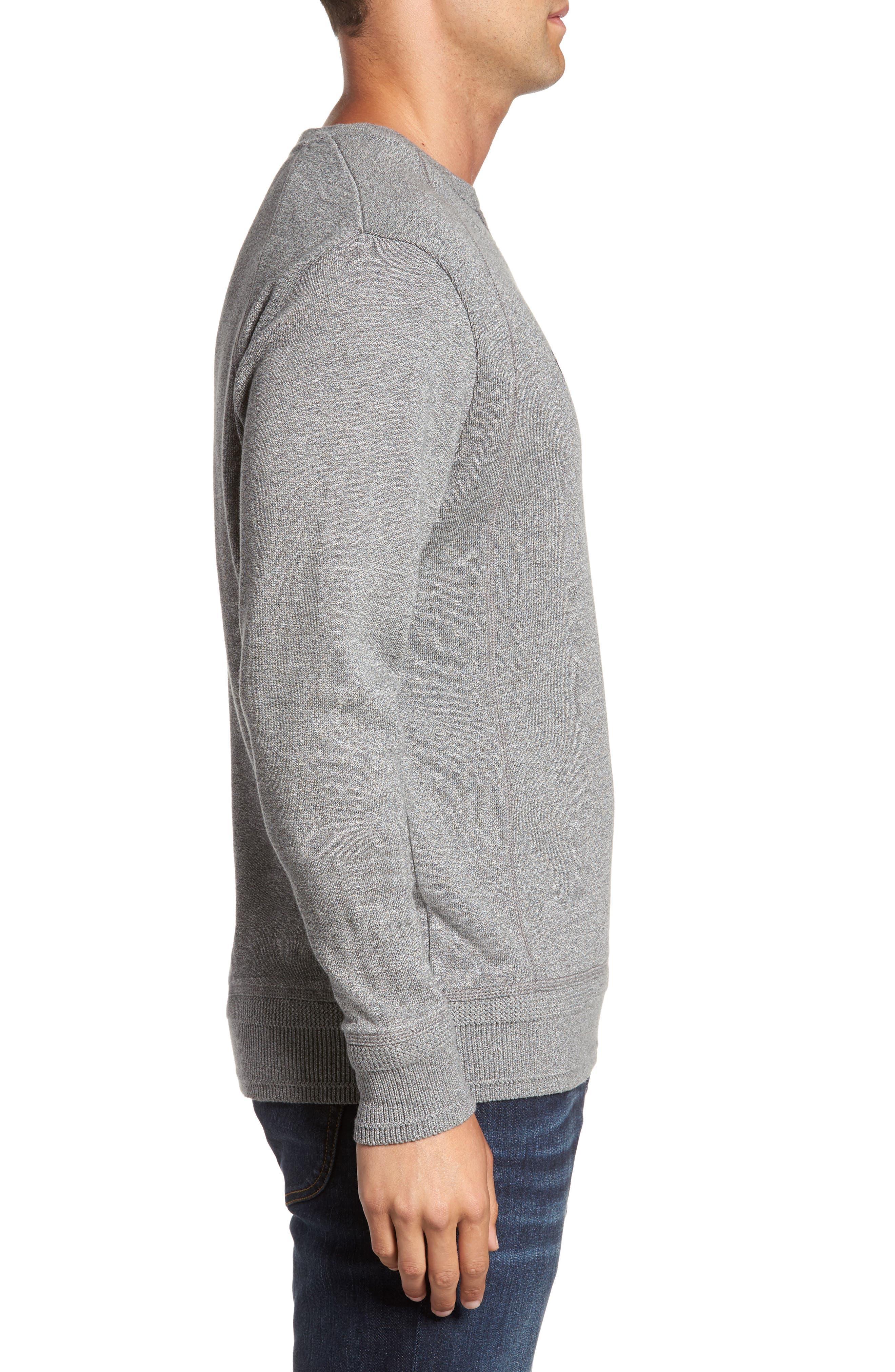NFL Stitch of Liberty Embroidered Crewneck Sweatshirt,                             Alternate thumbnail 88, color,