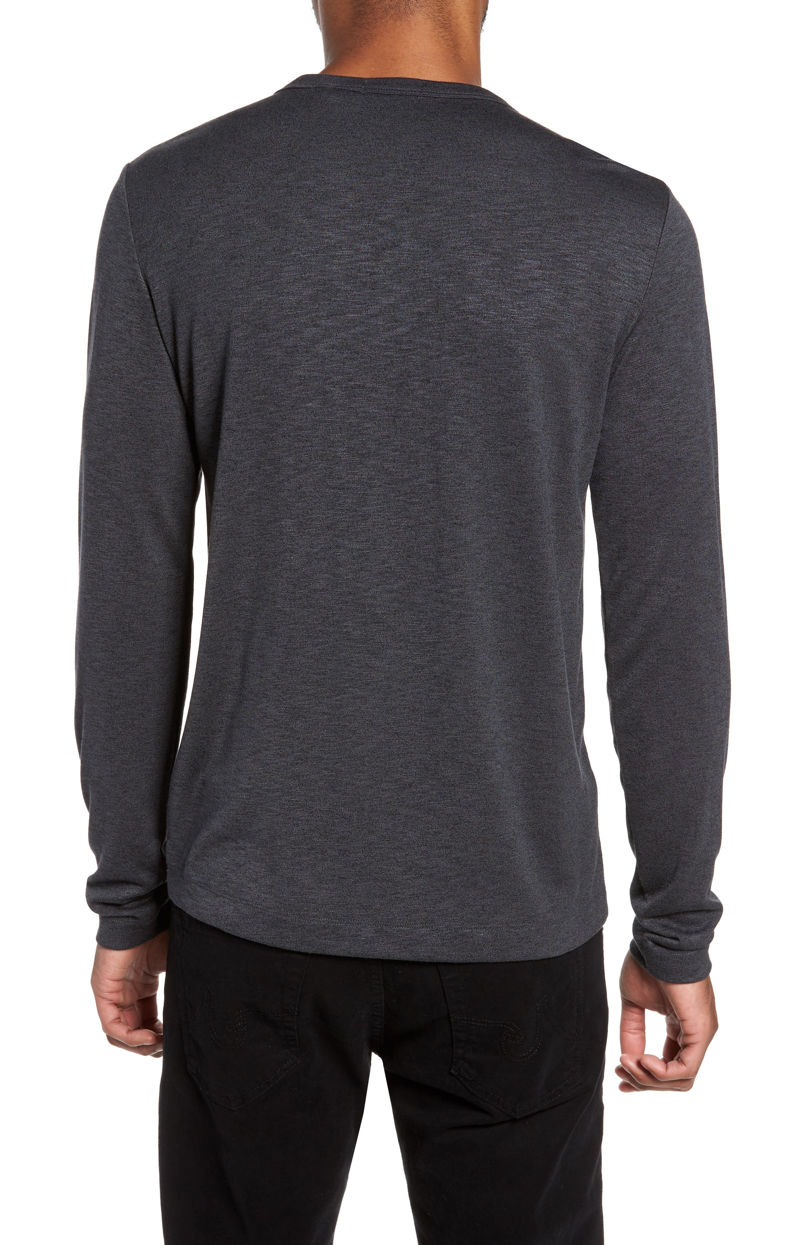 Long Sleeve T-Shirt,                             Alternate thumbnail 9, color,