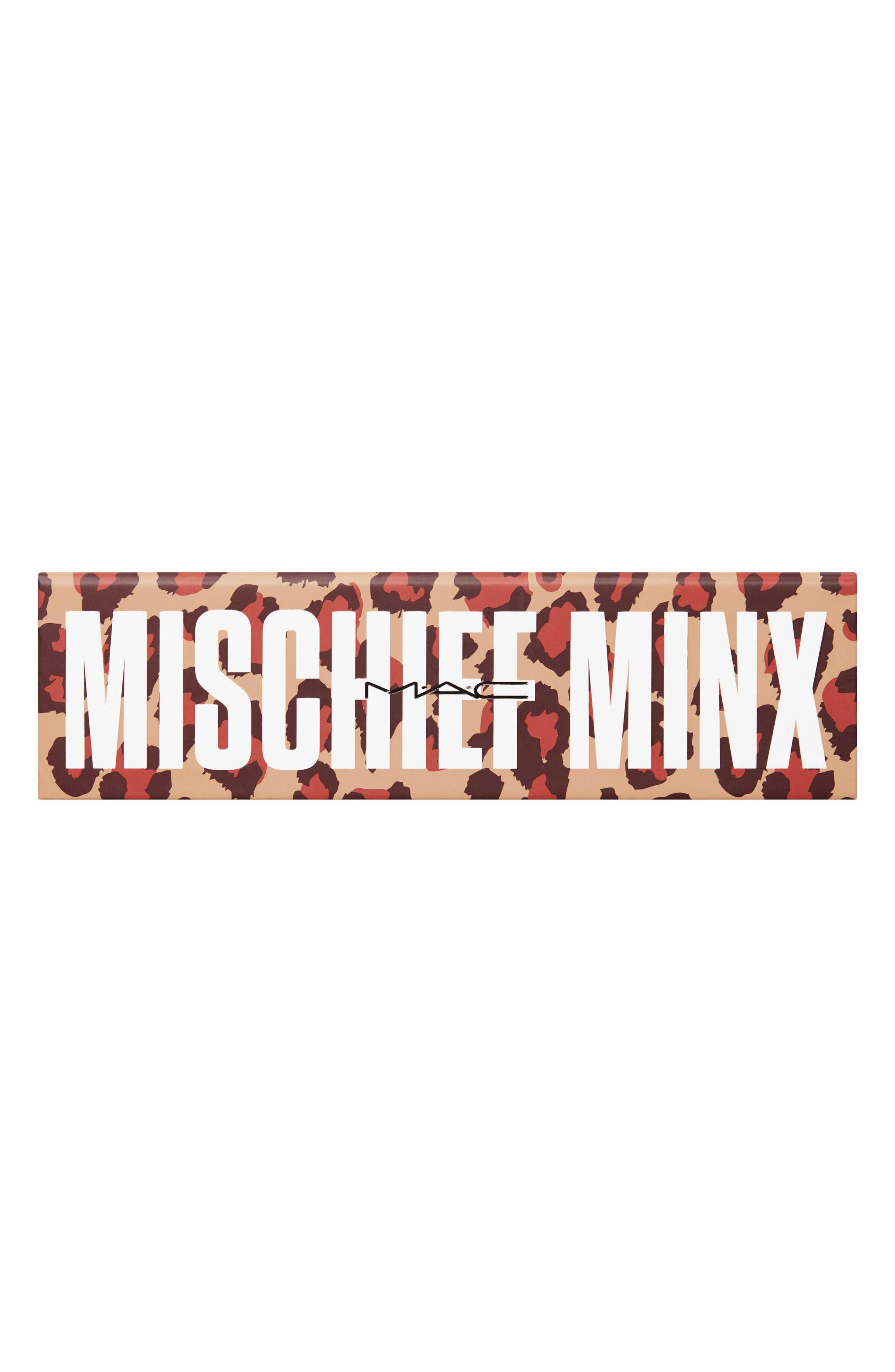 MAC Girls Mischief Minx Palette,                             Alternate thumbnail 5, color,                             MISCHIEF MINX