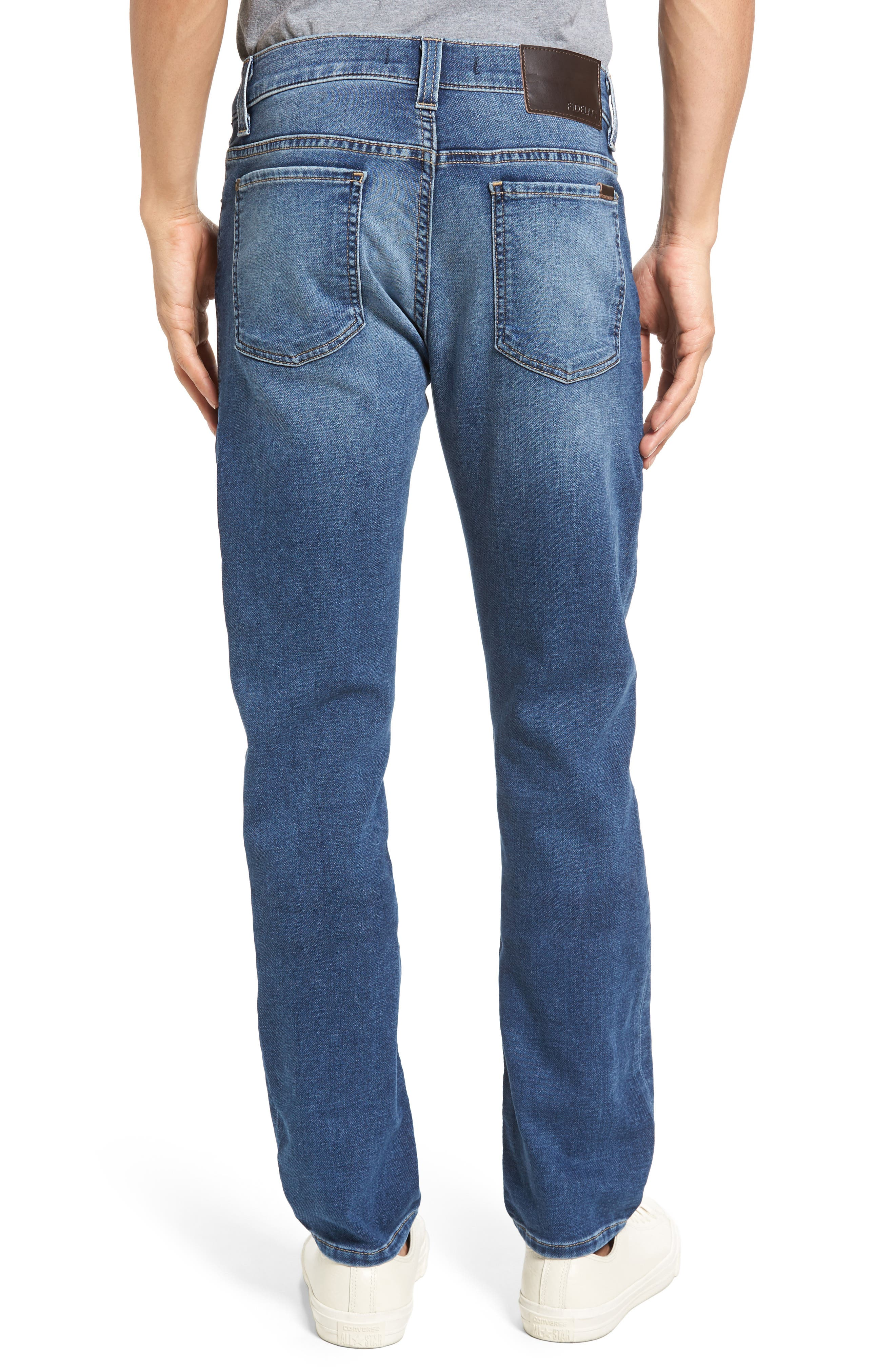 Fideliety Denim Torino Slim Fit Jeans,                             Alternate thumbnail 2, color,                             424