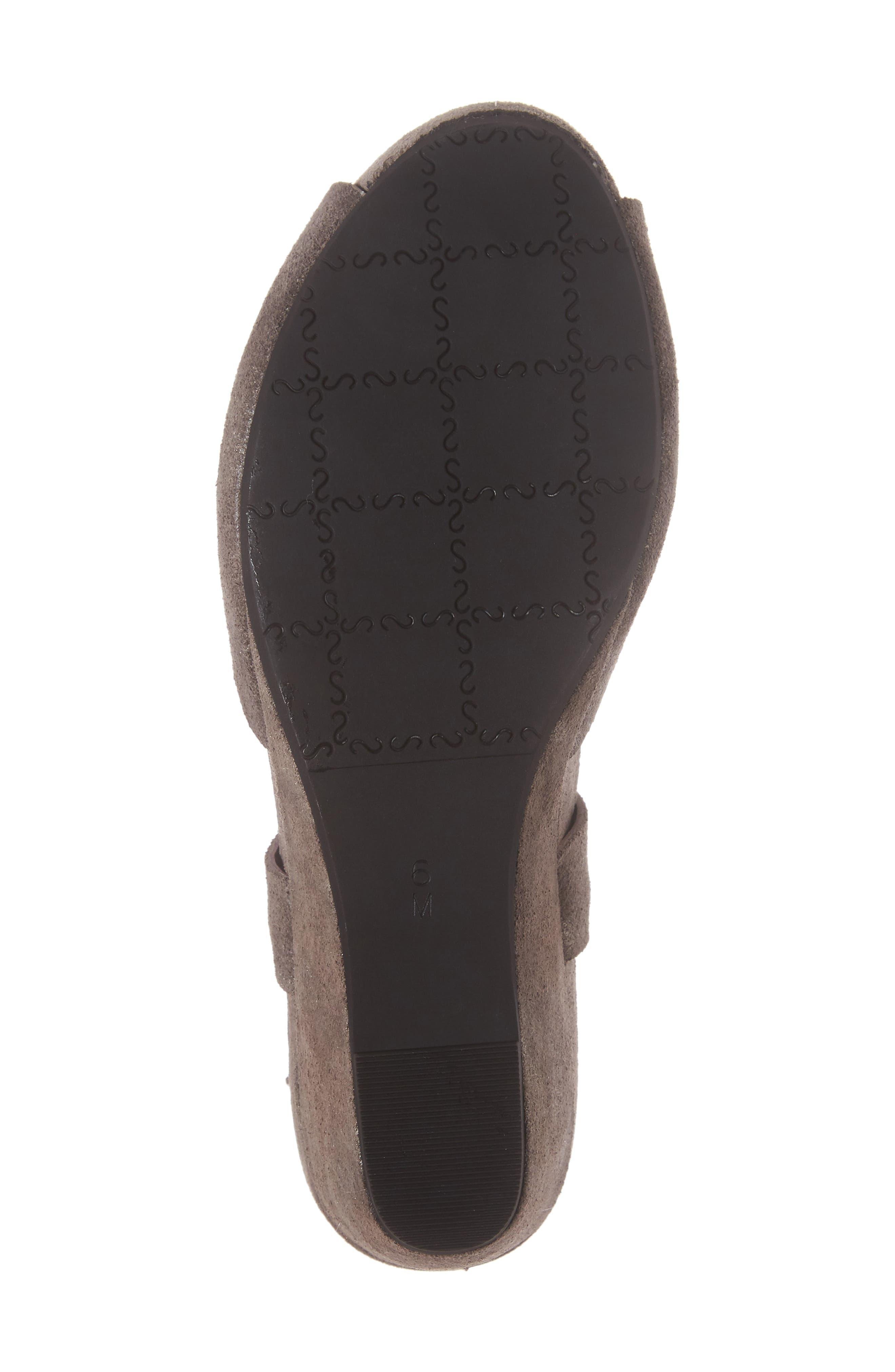 Ilex Wedge Sandal,                             Alternate thumbnail 6, color,                             251