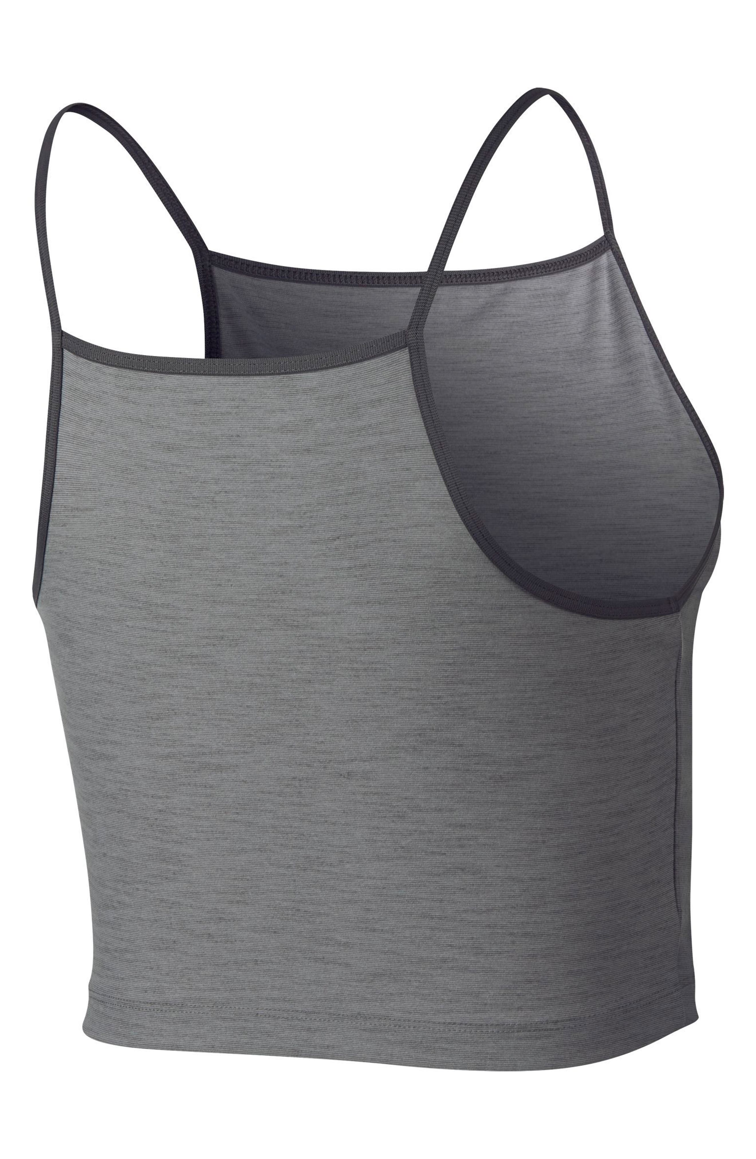 Power Dry Cropped Tank,                             Alternate thumbnail 10, color,