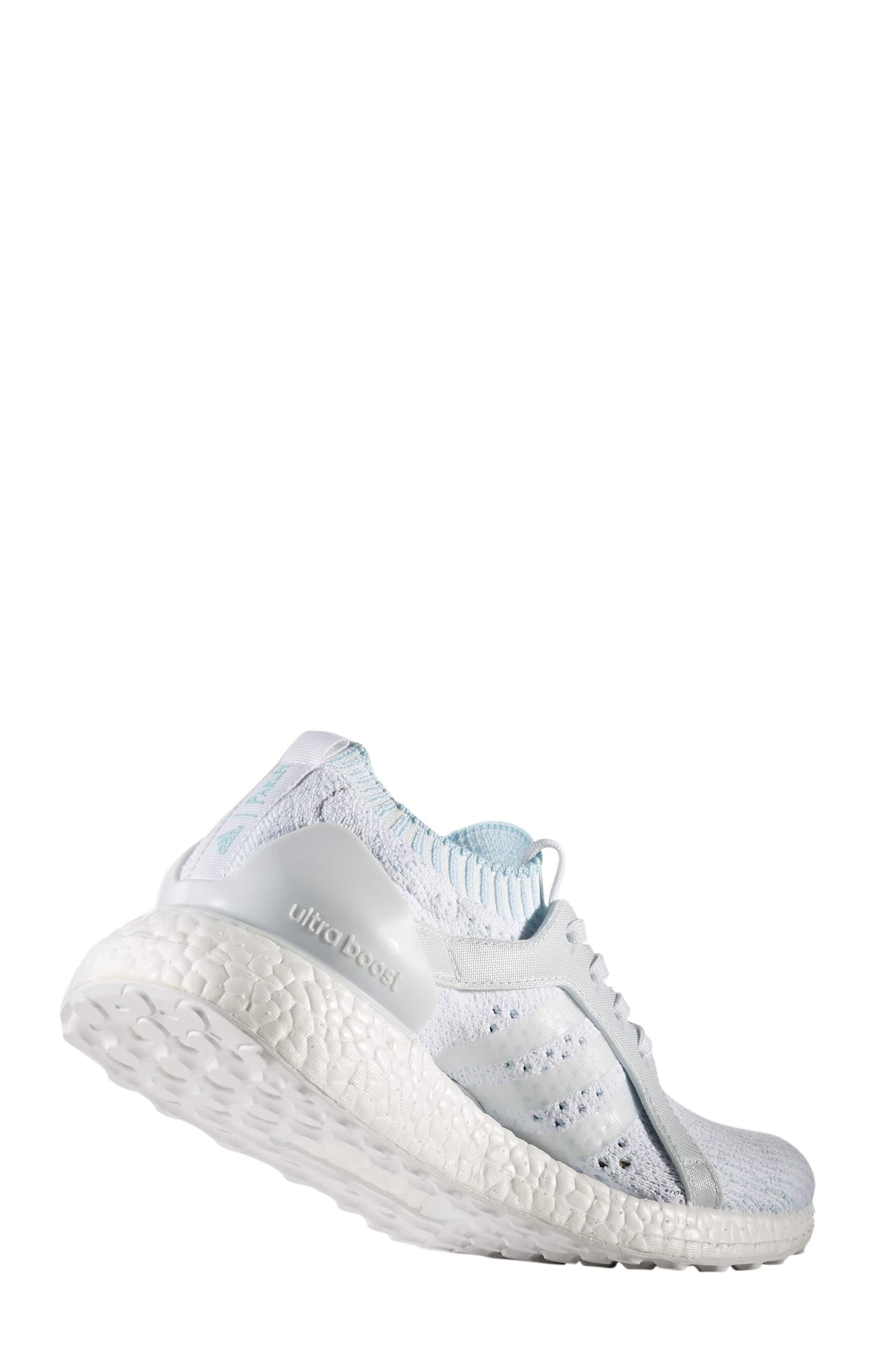 by Stella McCartney UltraBoost x Parley Running Shoe,                             Alternate thumbnail 33, color,