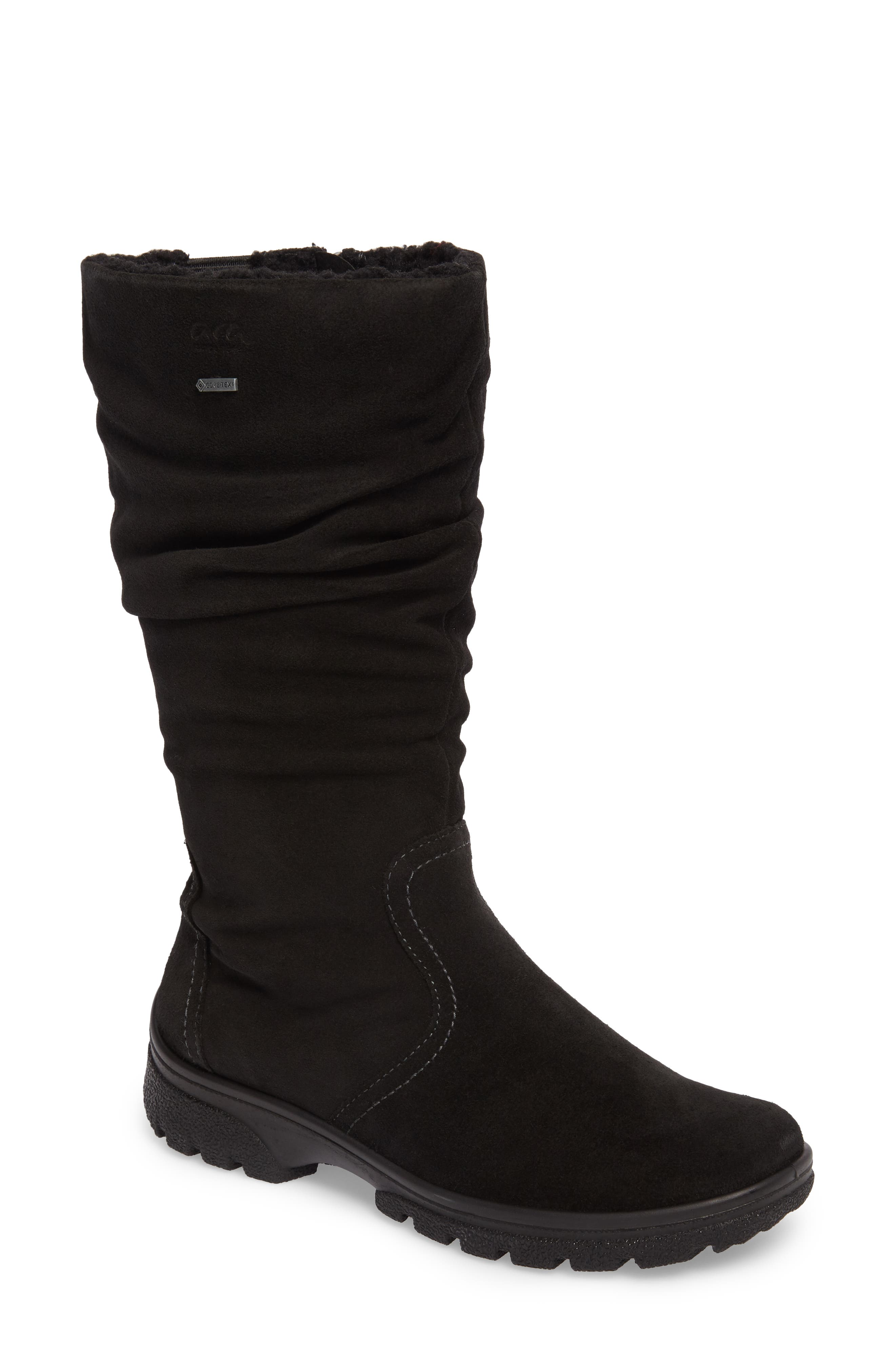 Sydney Waterproof Gore-Tex<sup>®</sup> Boot,                         Main,                         color, 001