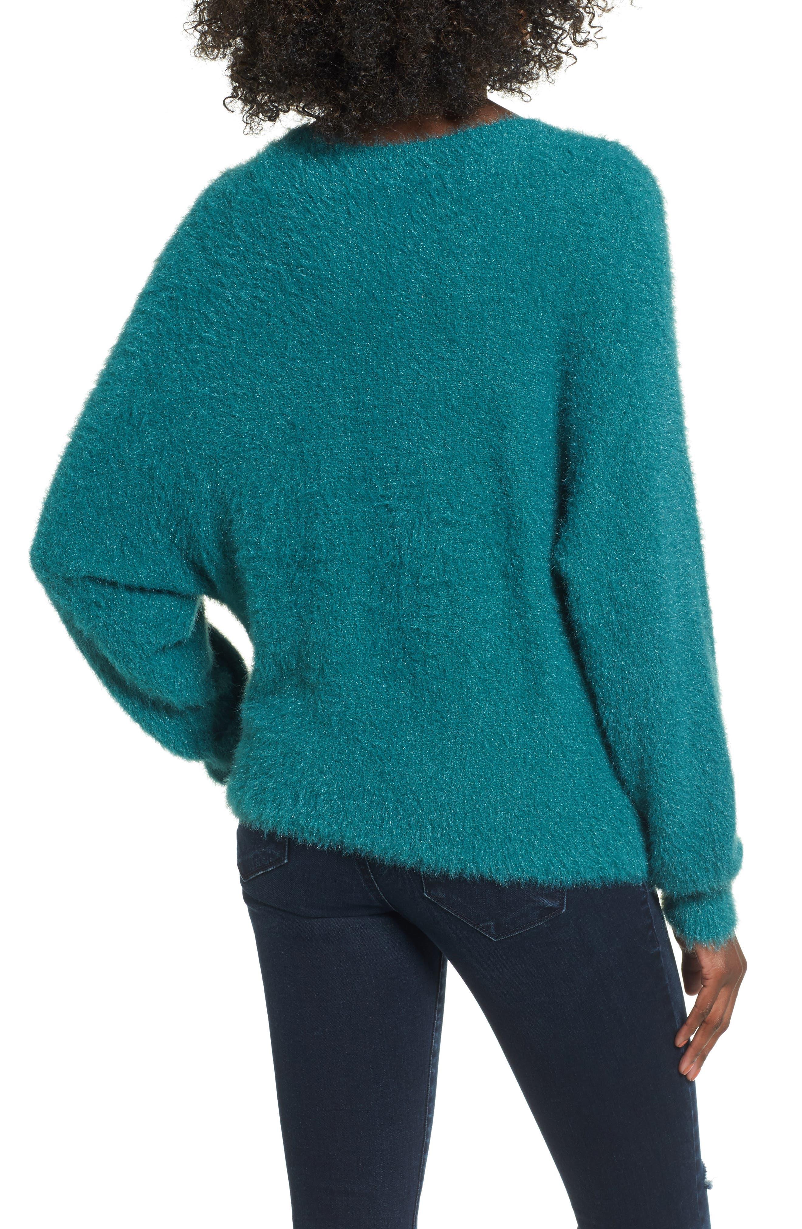 Fluffy Pullover,                             Alternate thumbnail 2, color,                             301