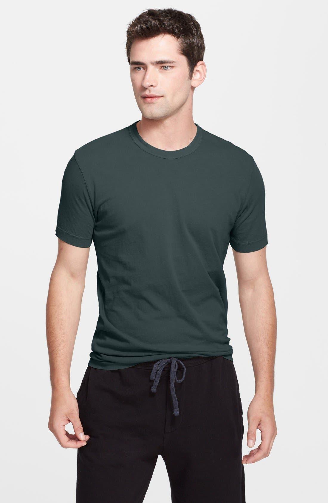 Crewneck Jersey T-Shirt,                             Main thumbnail 52, color,