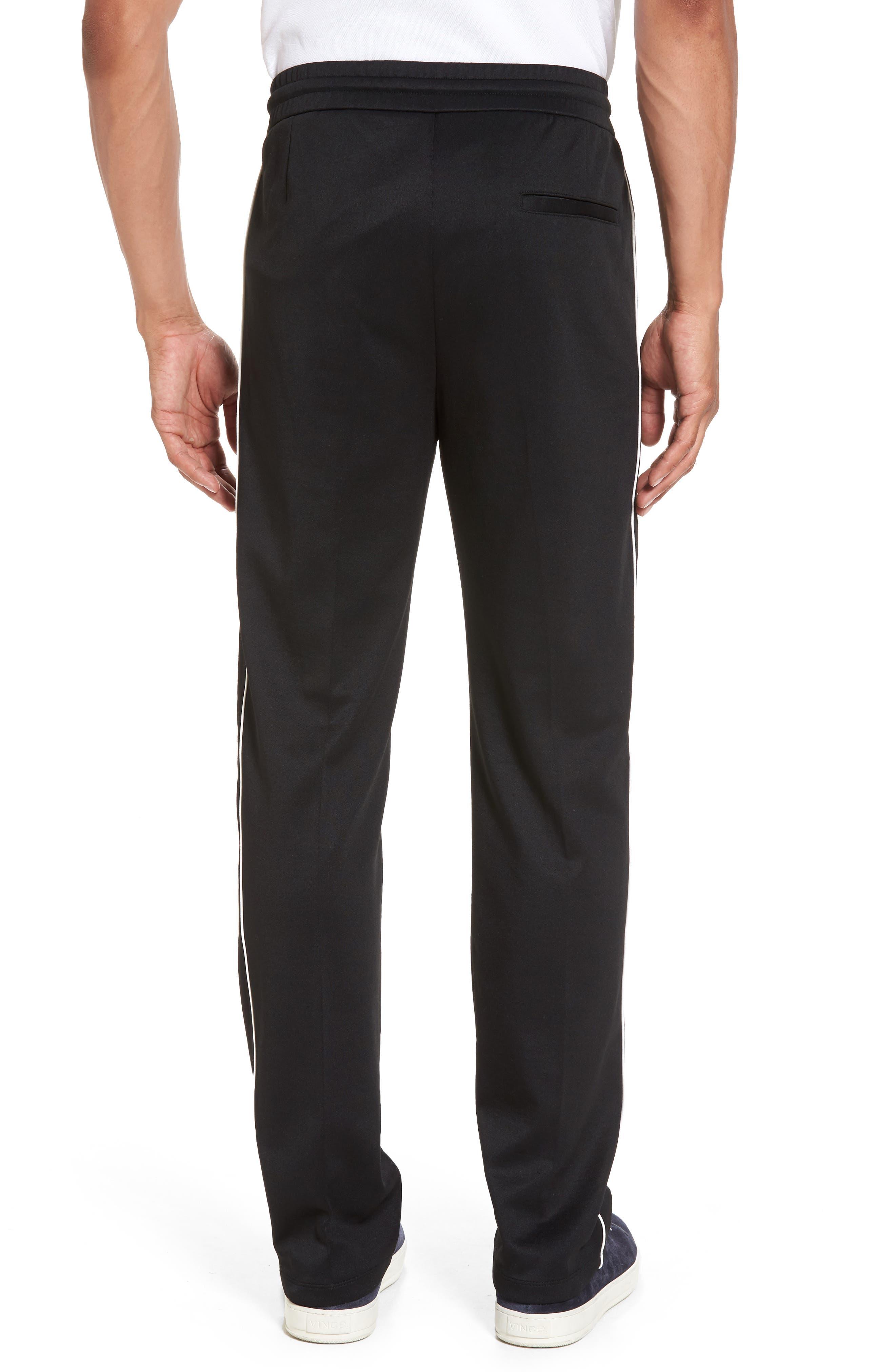 Slim Fit Track Pants,                             Alternate thumbnail 2, color,                             001