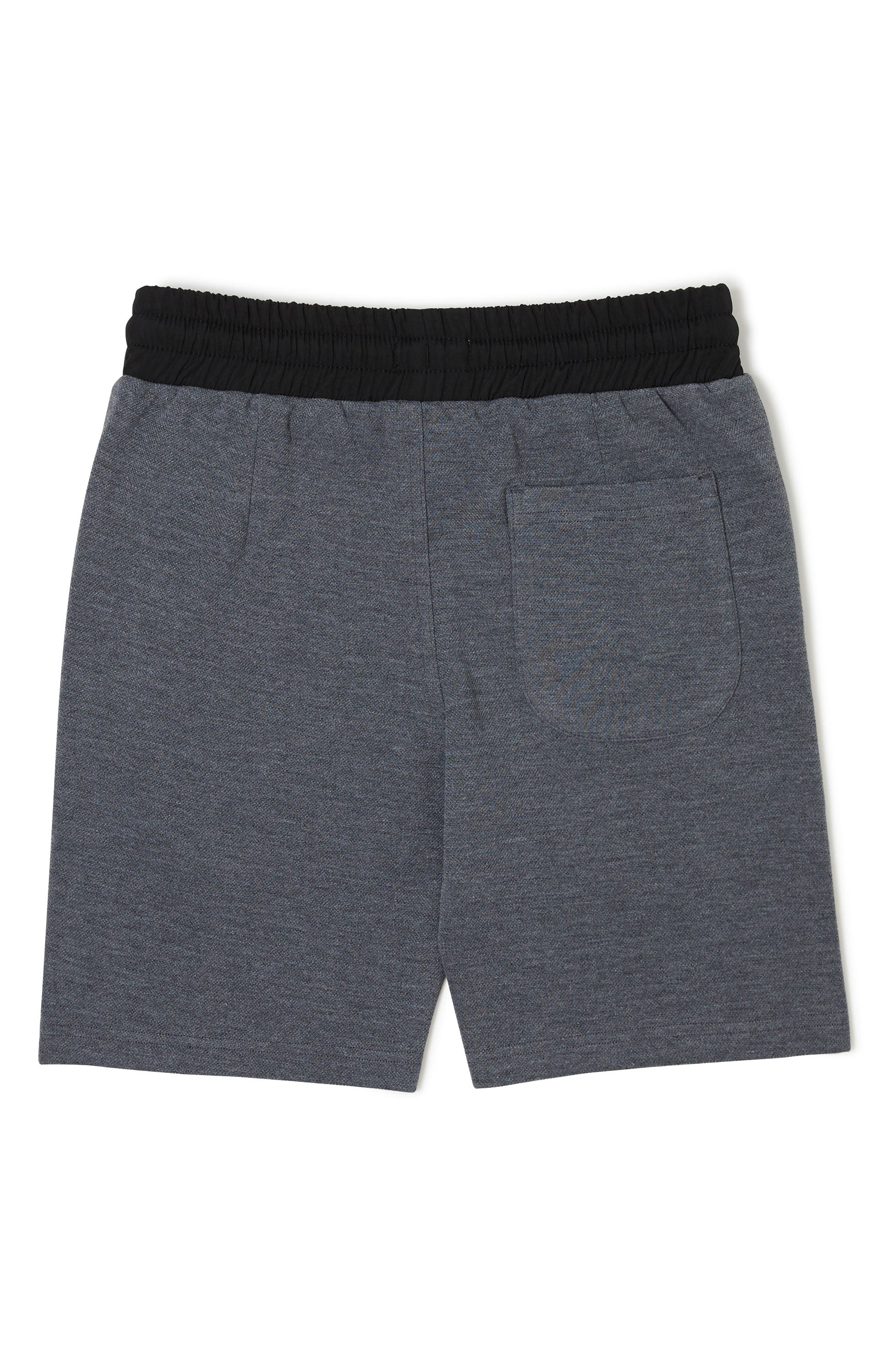 Liam Knit Shorts,                             Alternate thumbnail 2, color,                             HEATHER GREY